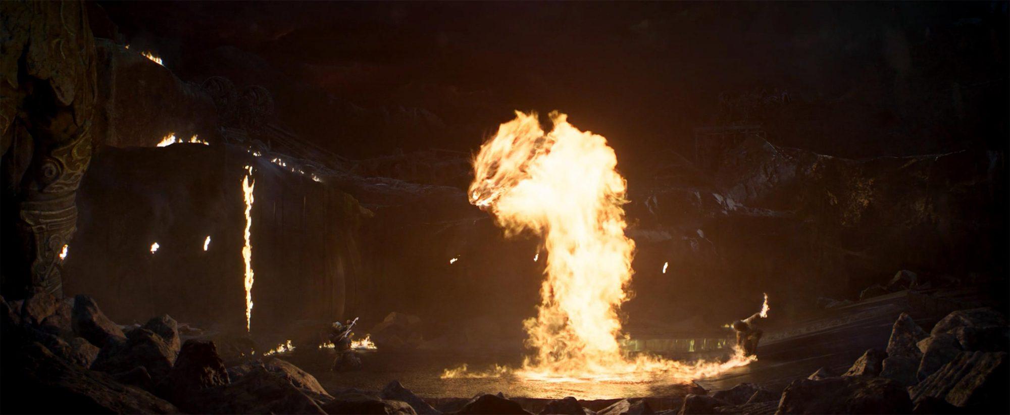 Mortal Kombat trailer