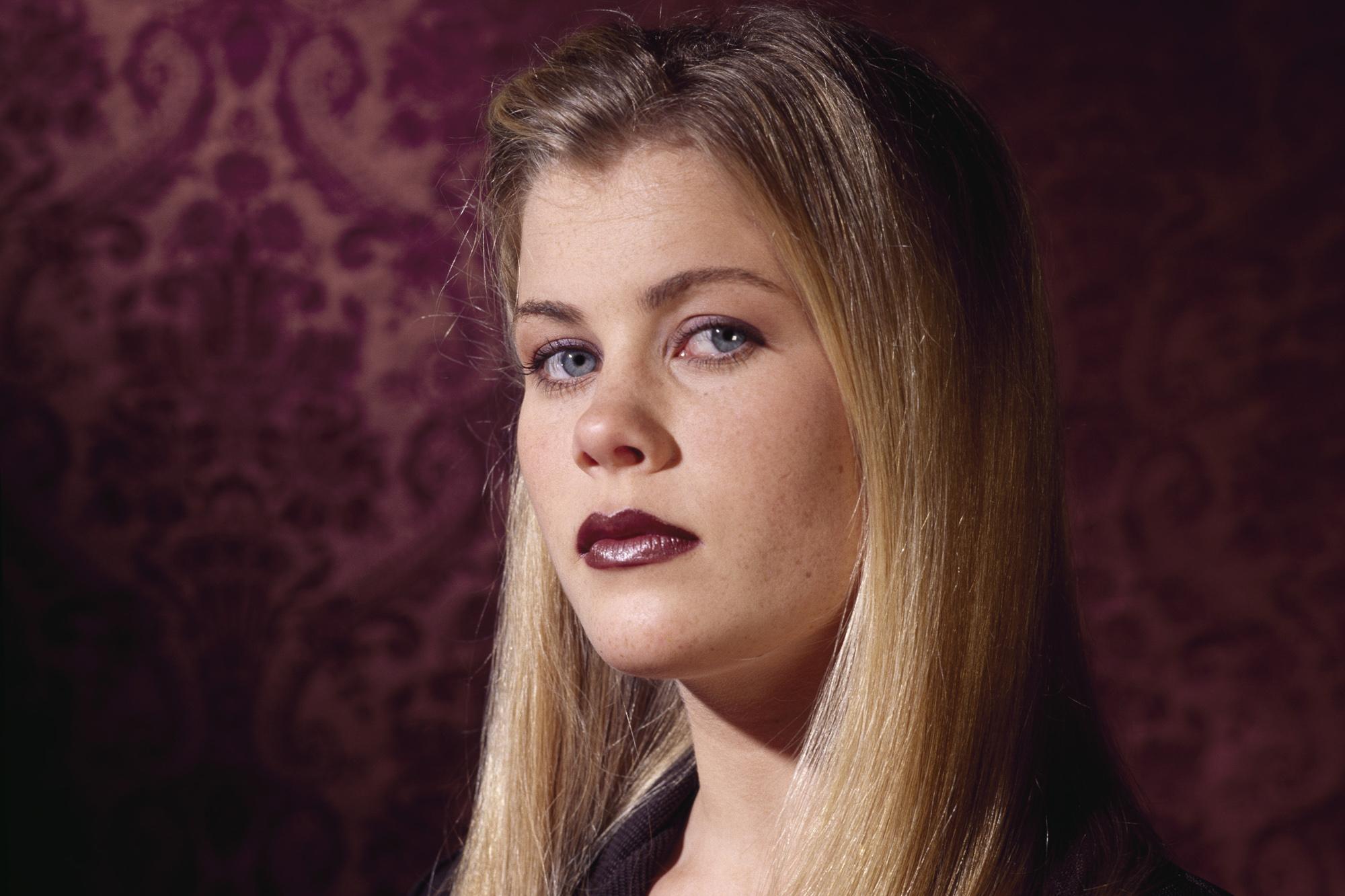 Alison Sweeney Role Call