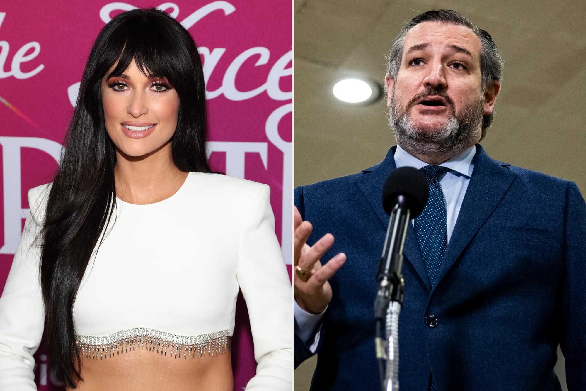 Kacey Musgraves, Ted Cruz