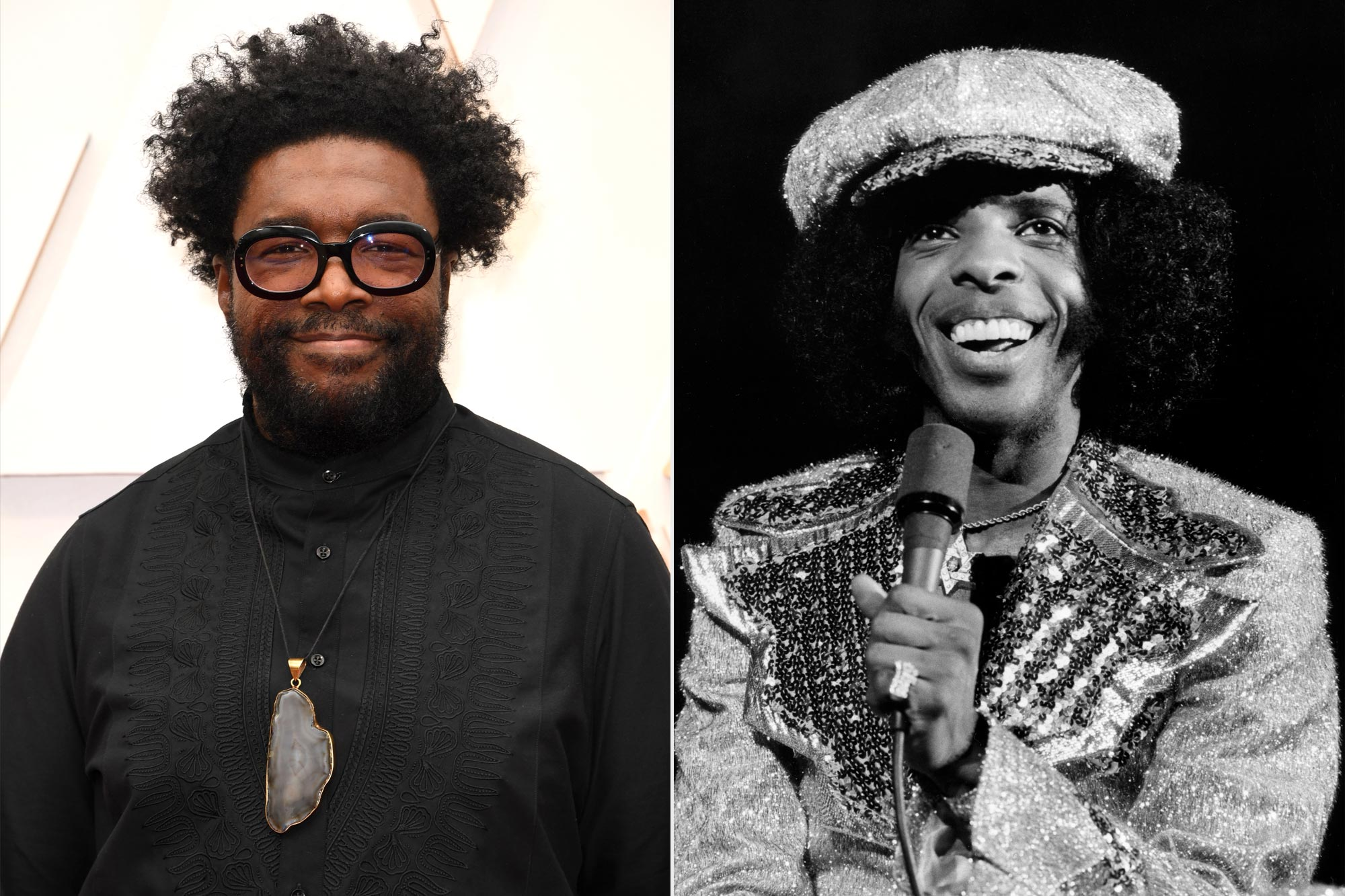 Questlove; Sly Stone