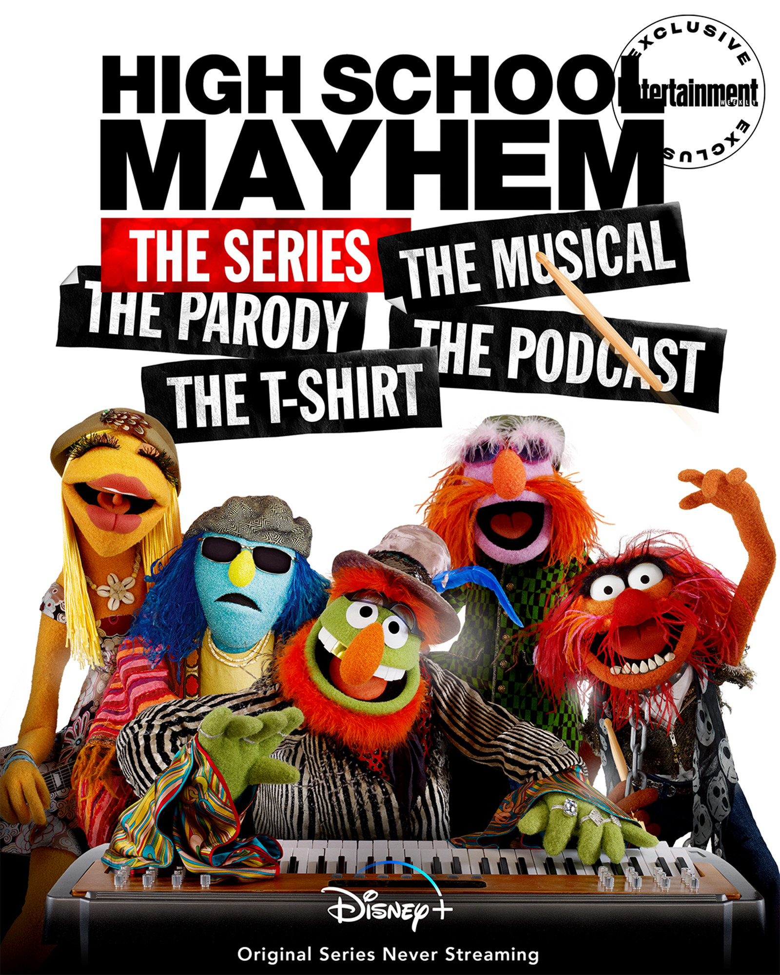 Muppets new