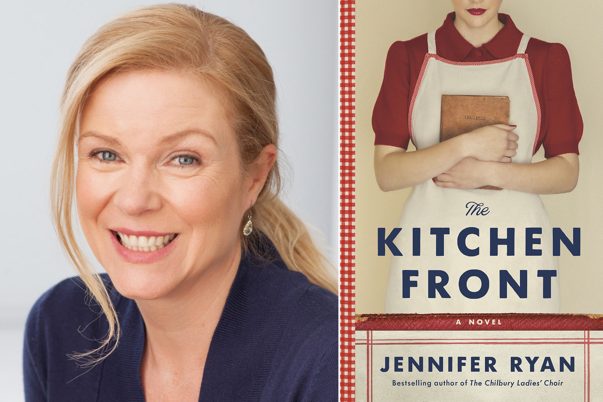 Jennifer Ryan, The Kitchen Front