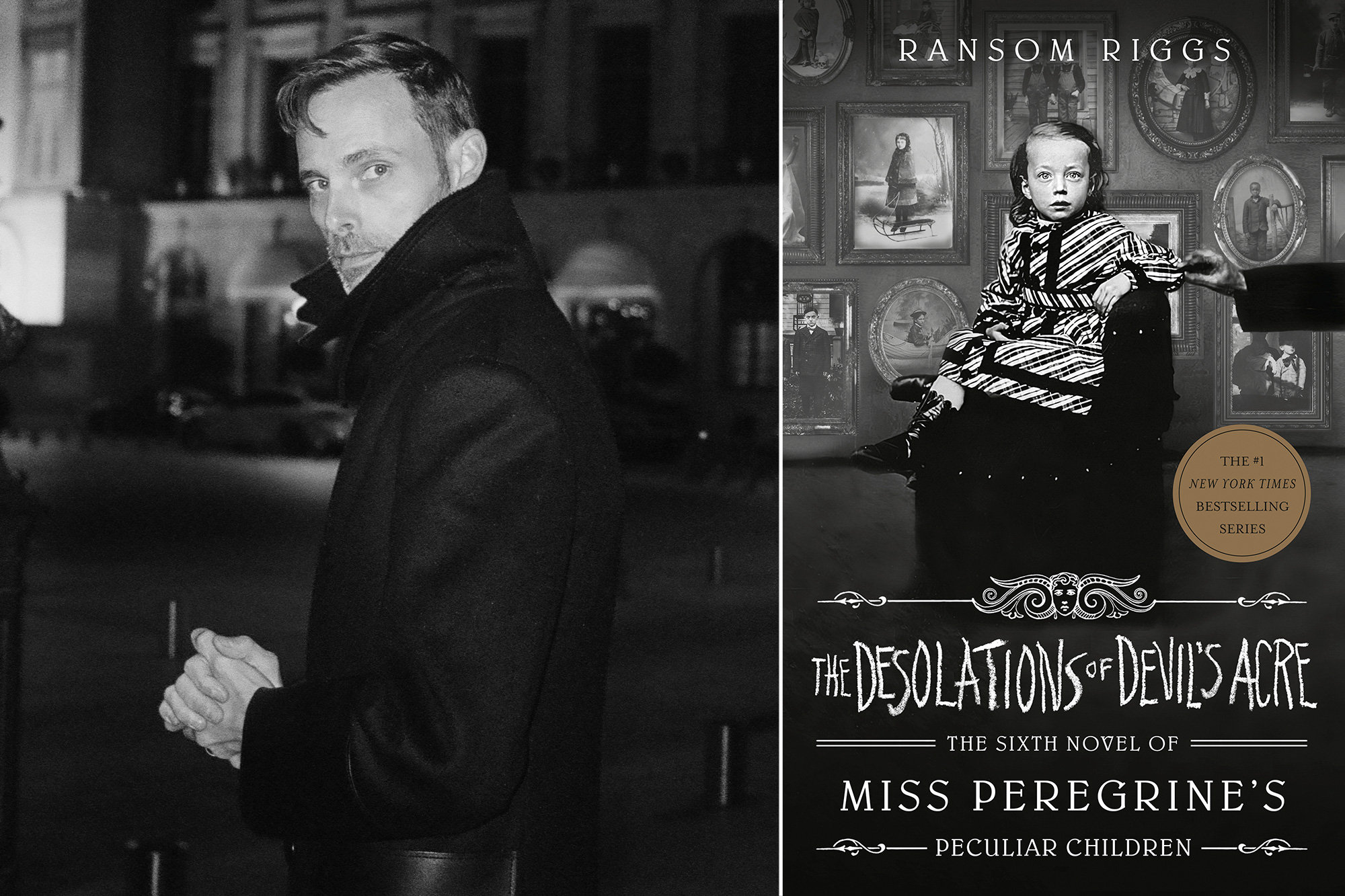 Ransom Riggs, The Desolations of Devil's Acre (Miss Peregrine's Peculiar Children Book 6)