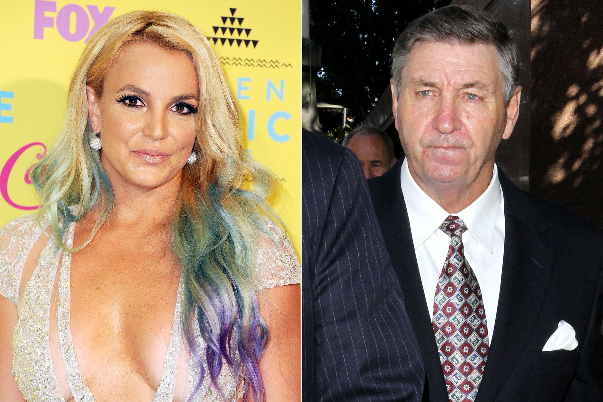 Britney Spears; Jamie Spears