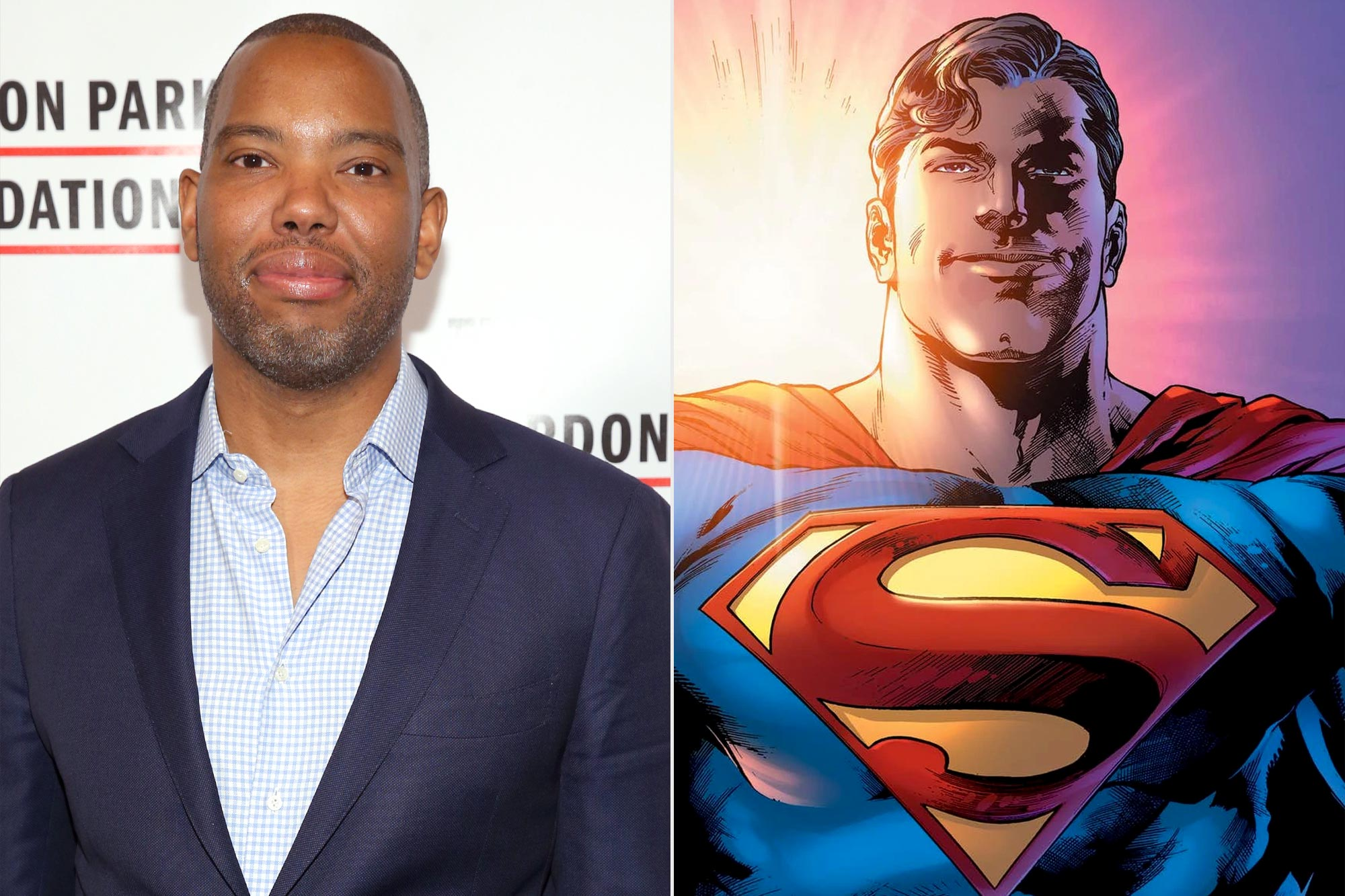 Ta-Nehisi Coates; Superman