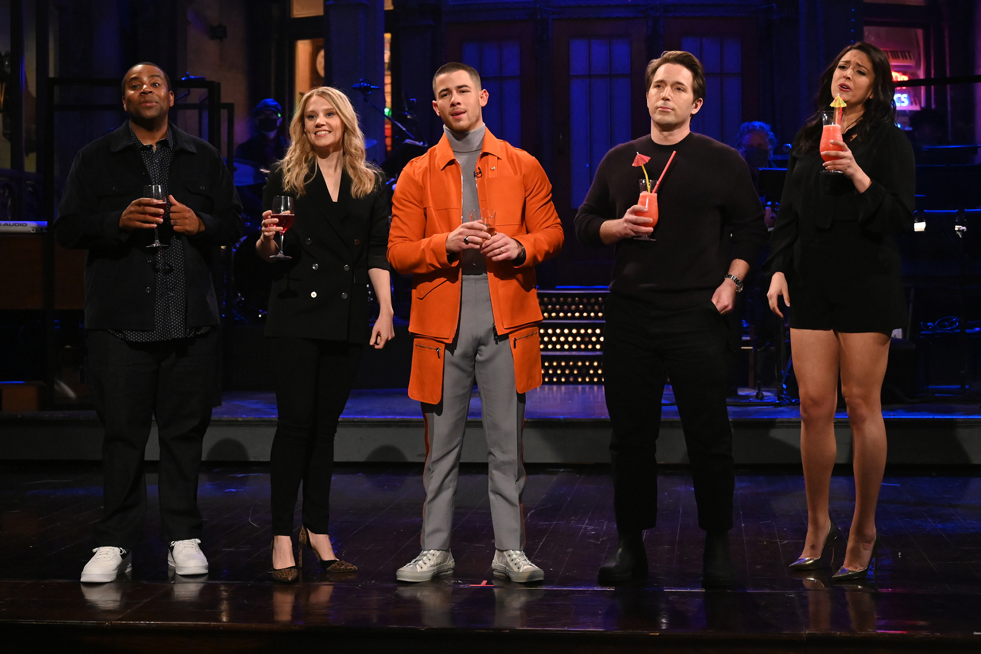 Nick Jonas on SNL
