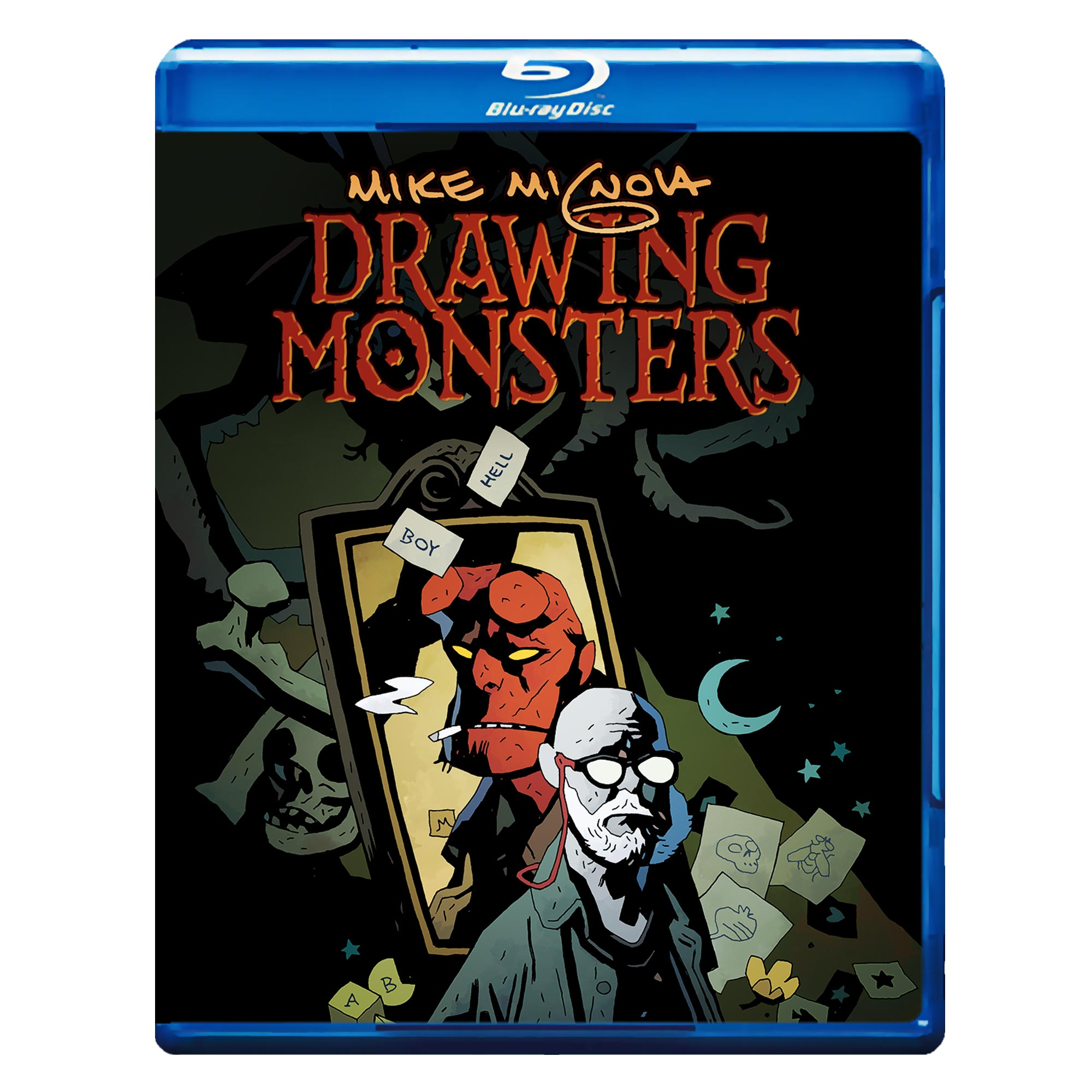 Mike Mignola: Drawing Monsters