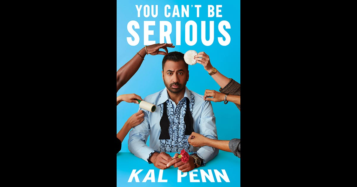 You Can't Be Serious Cover