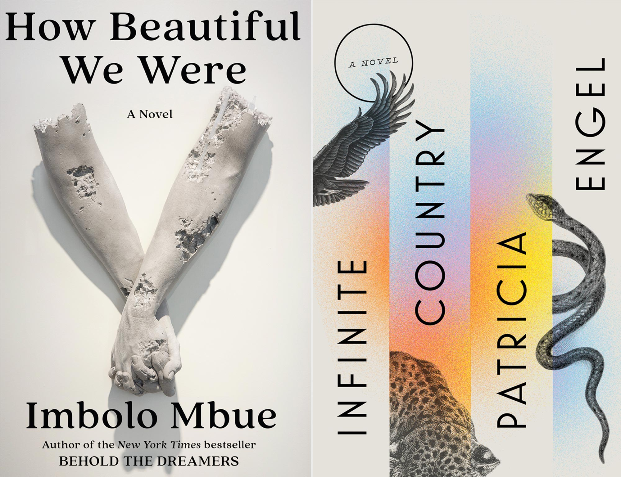 Imbolo Mbue and Patricia Engel in conversation