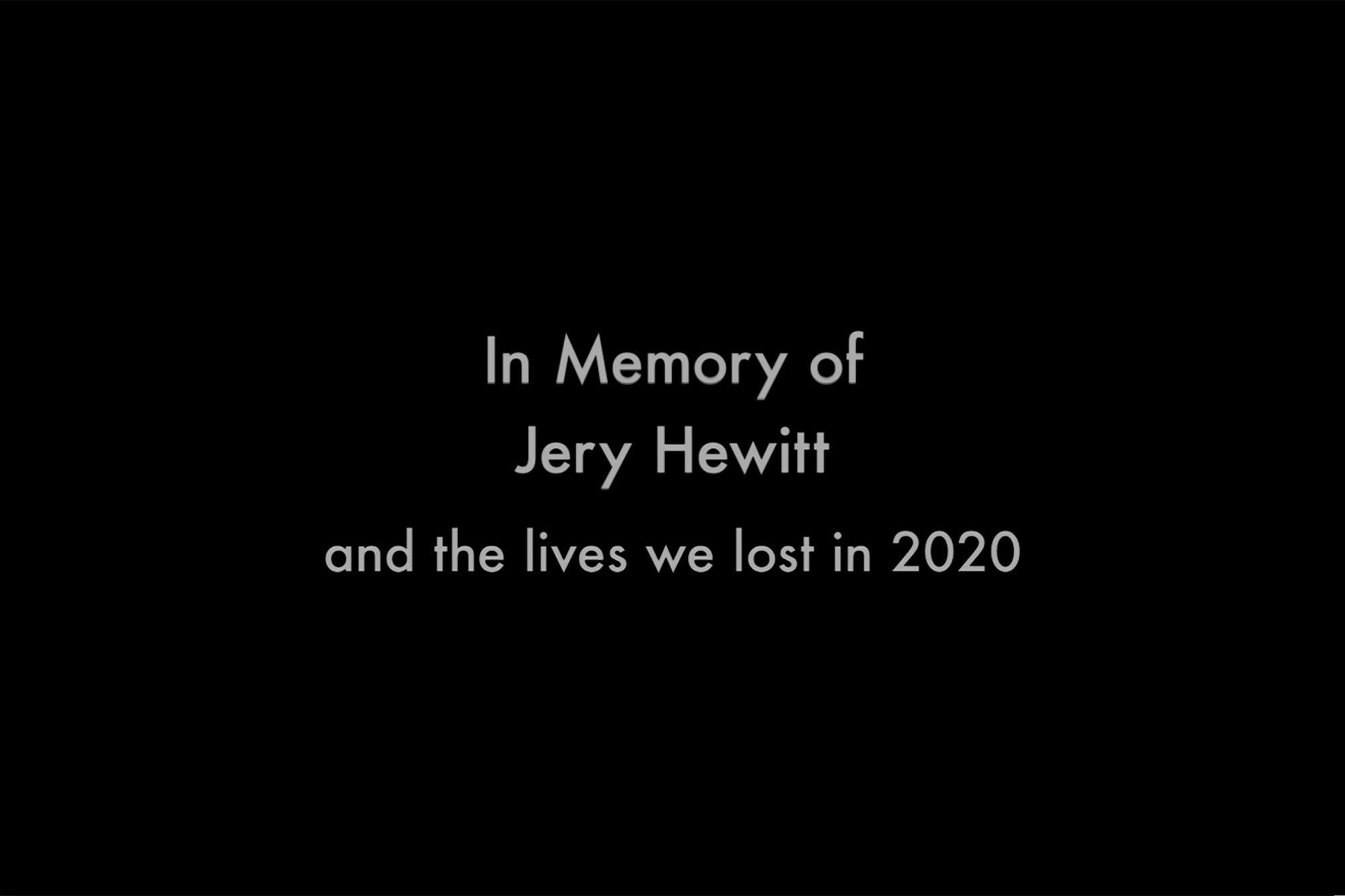 New Amsterdam Jery Hewitt