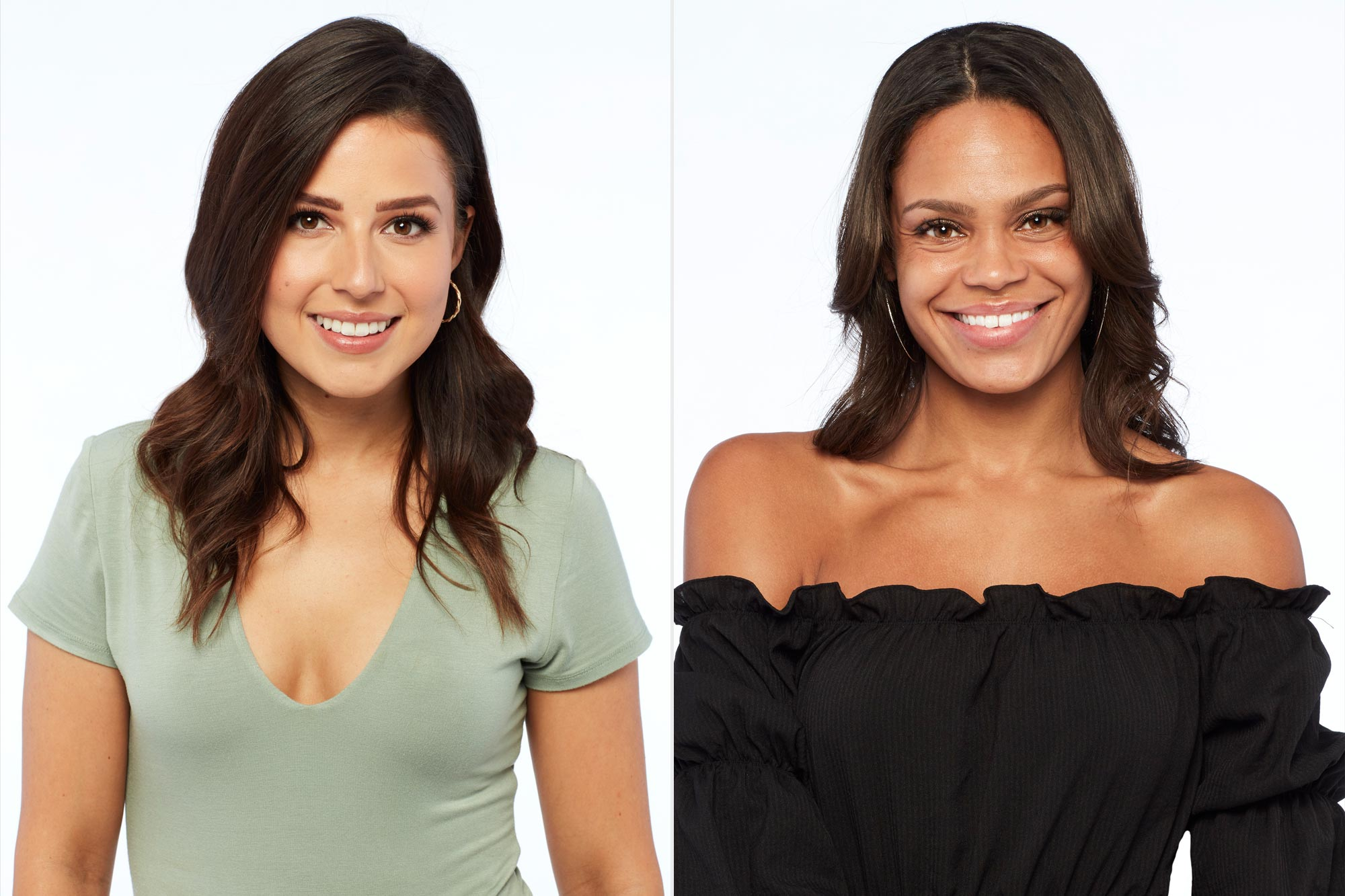 THE BACHELOR - Katie and Michelle