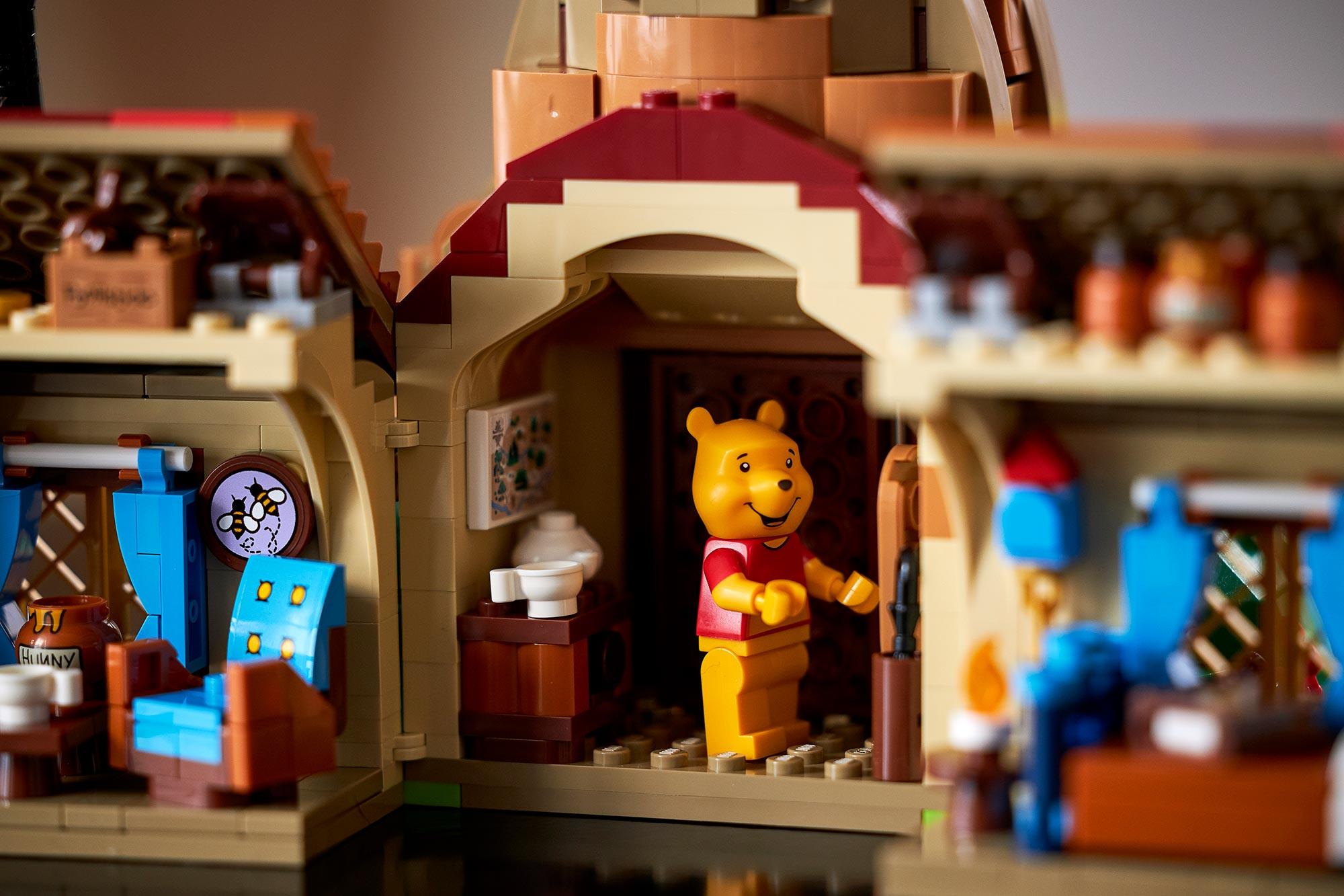 LEGO® IDEAS WINNIE THE POOH SET