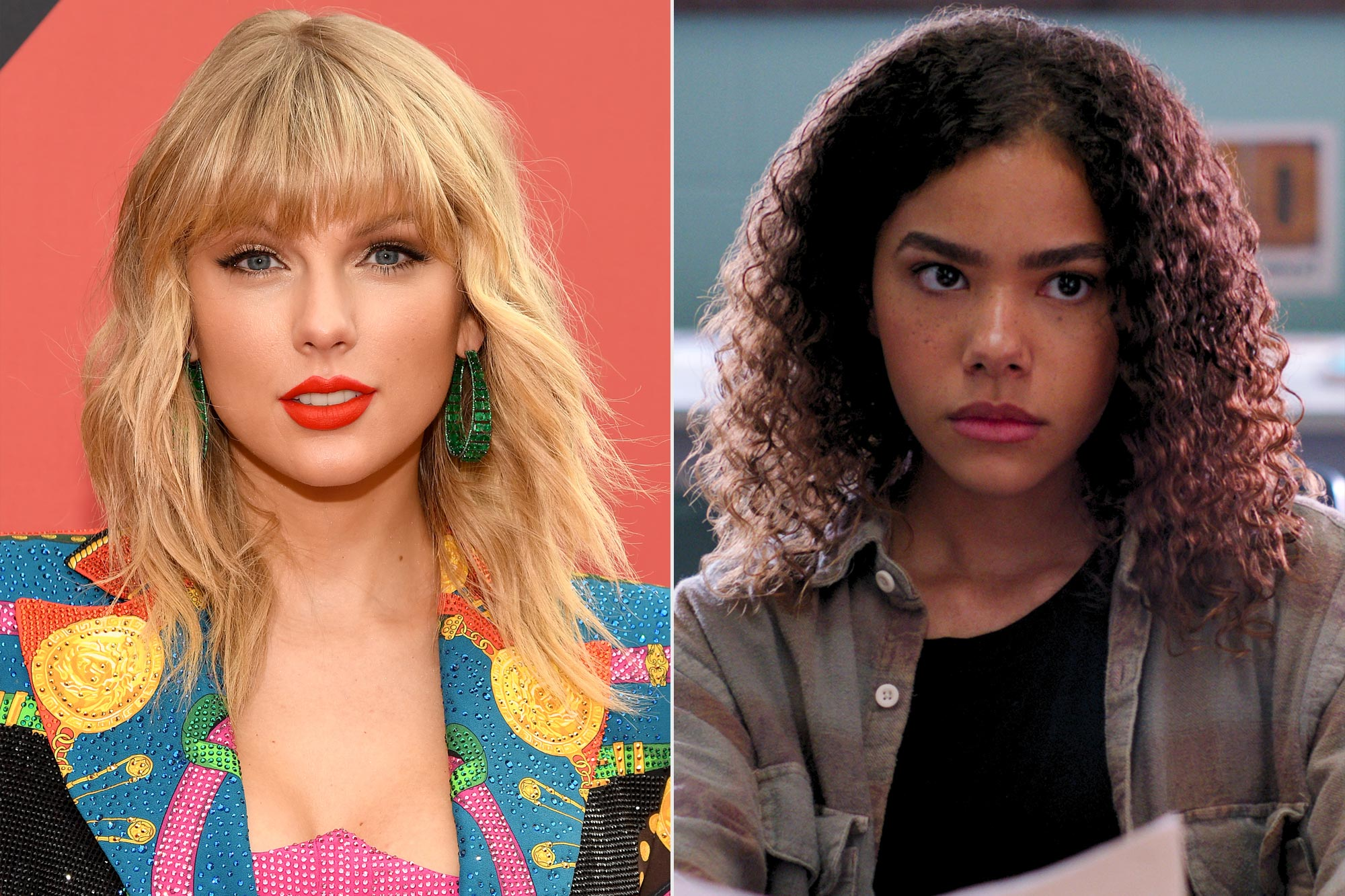 Taylor Swift; Ginny & Georgia