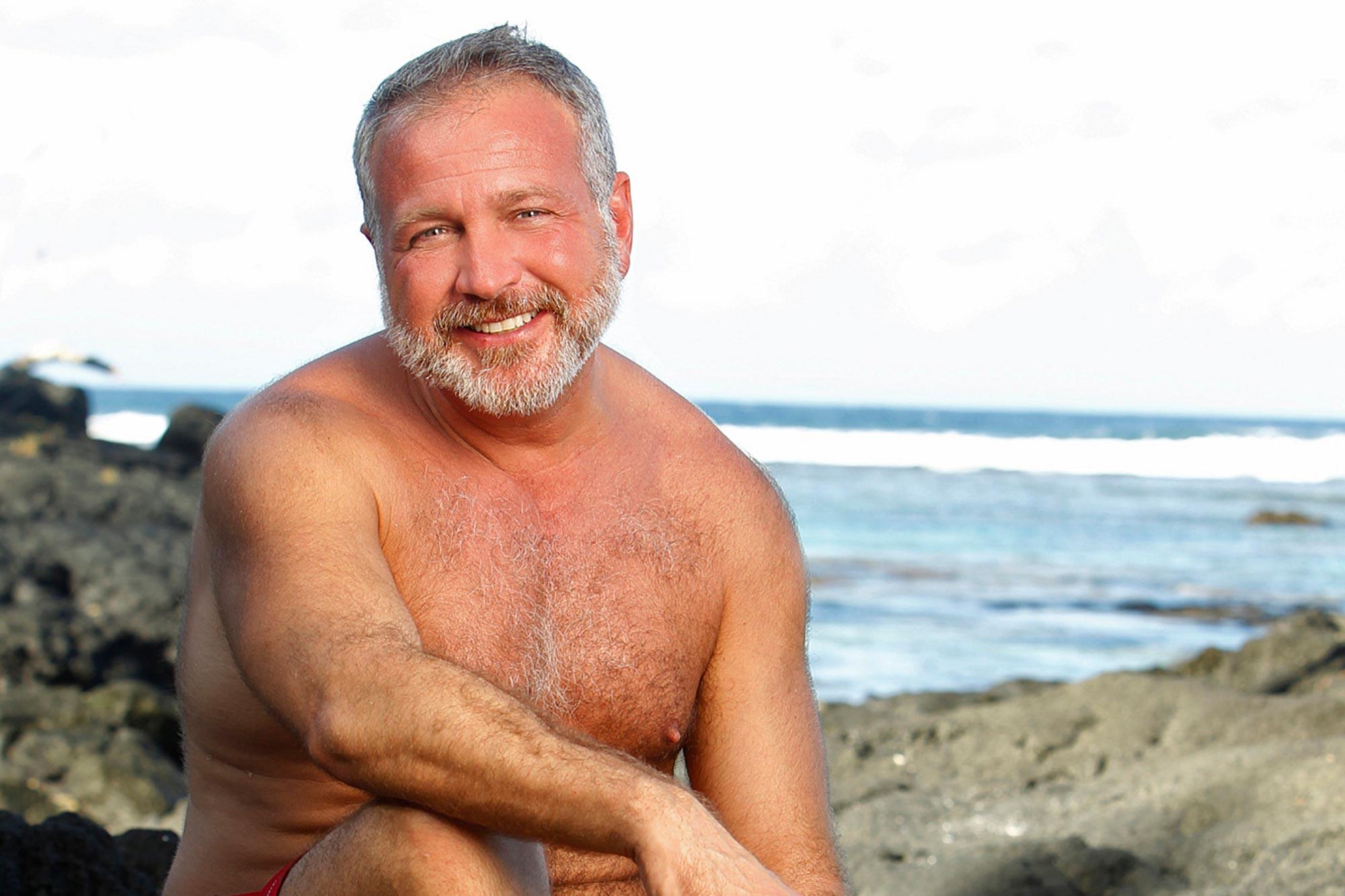 Mark Caruso - Survivor: South Pacific