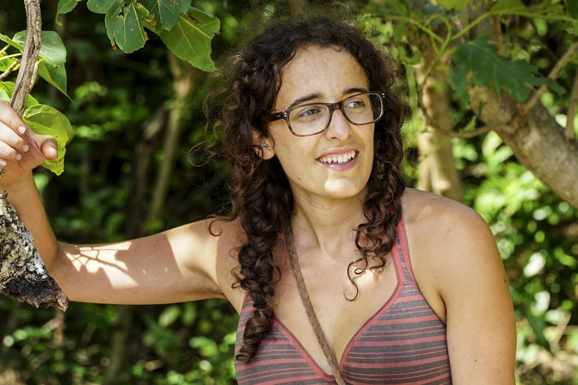 Hannah Shapiro Survivor: Millennials vs. Gen X