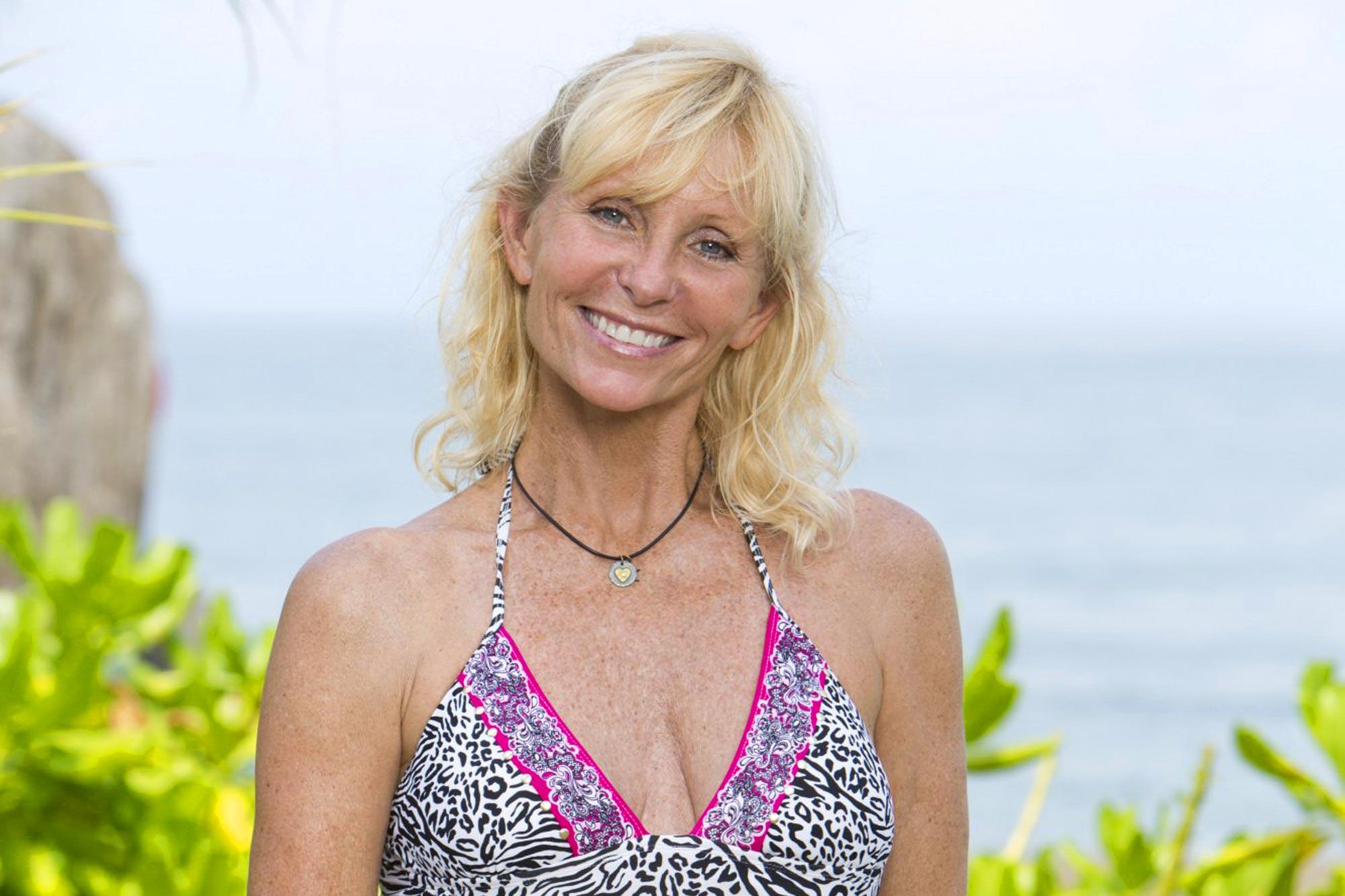 Survivor Tina Wesson