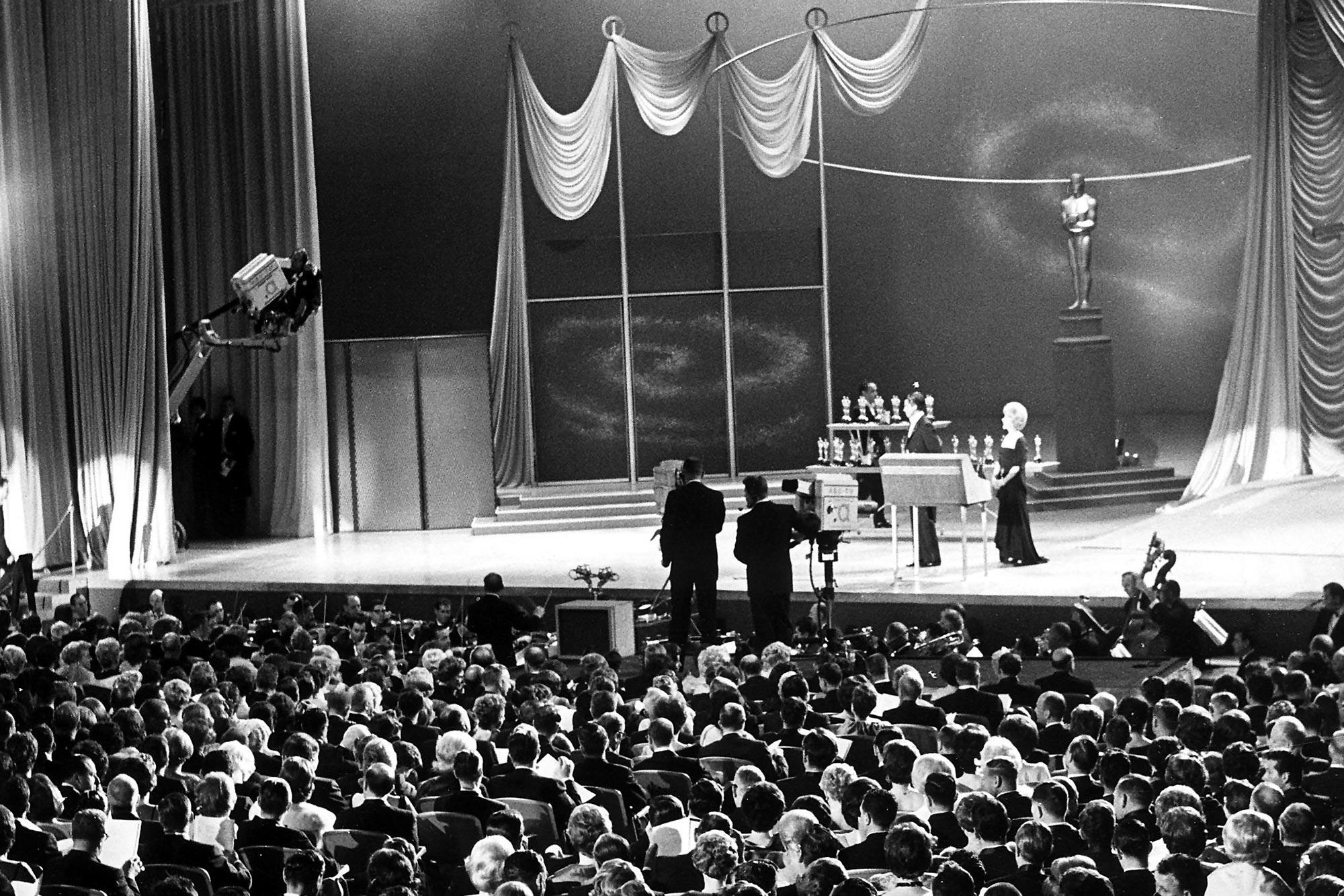 Historic Oscar venues