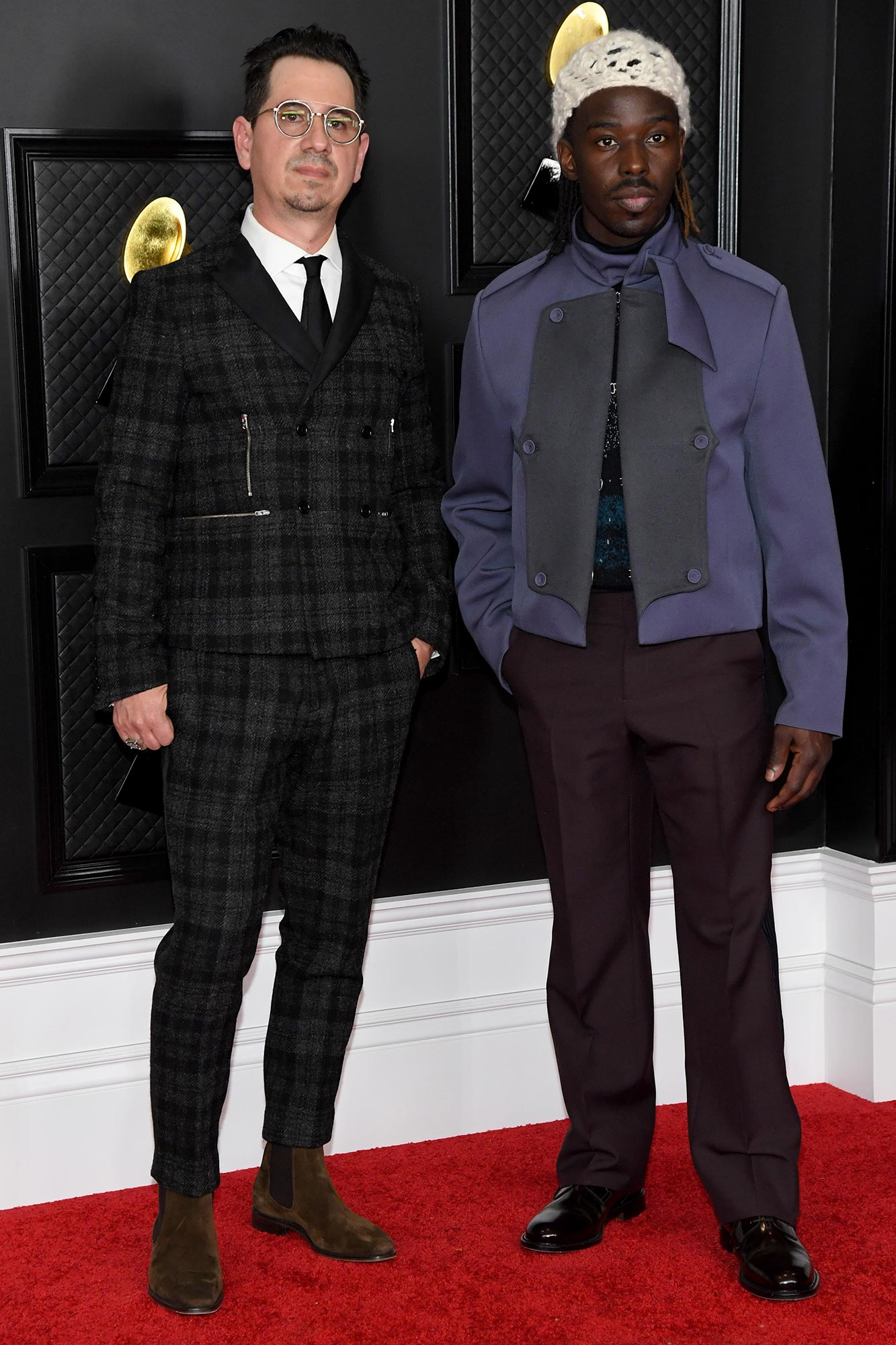 Adrian Quesada and Eric Burton of Black Pumas