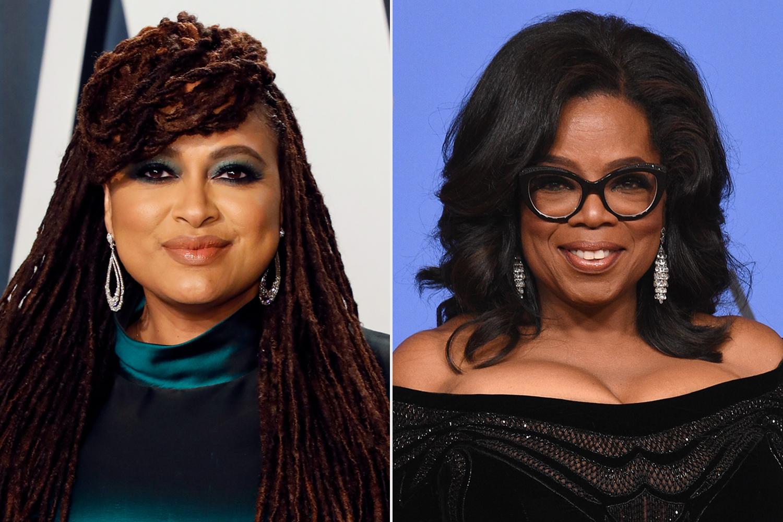 Ava Duvernay, Oprah Winfrey