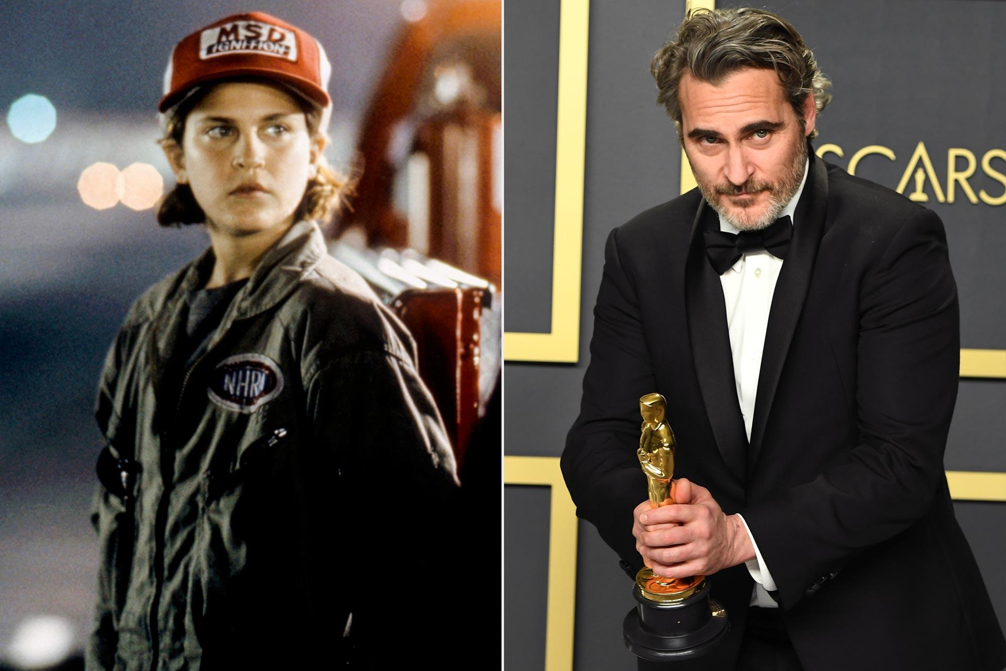 Oscar Winners who were child stars