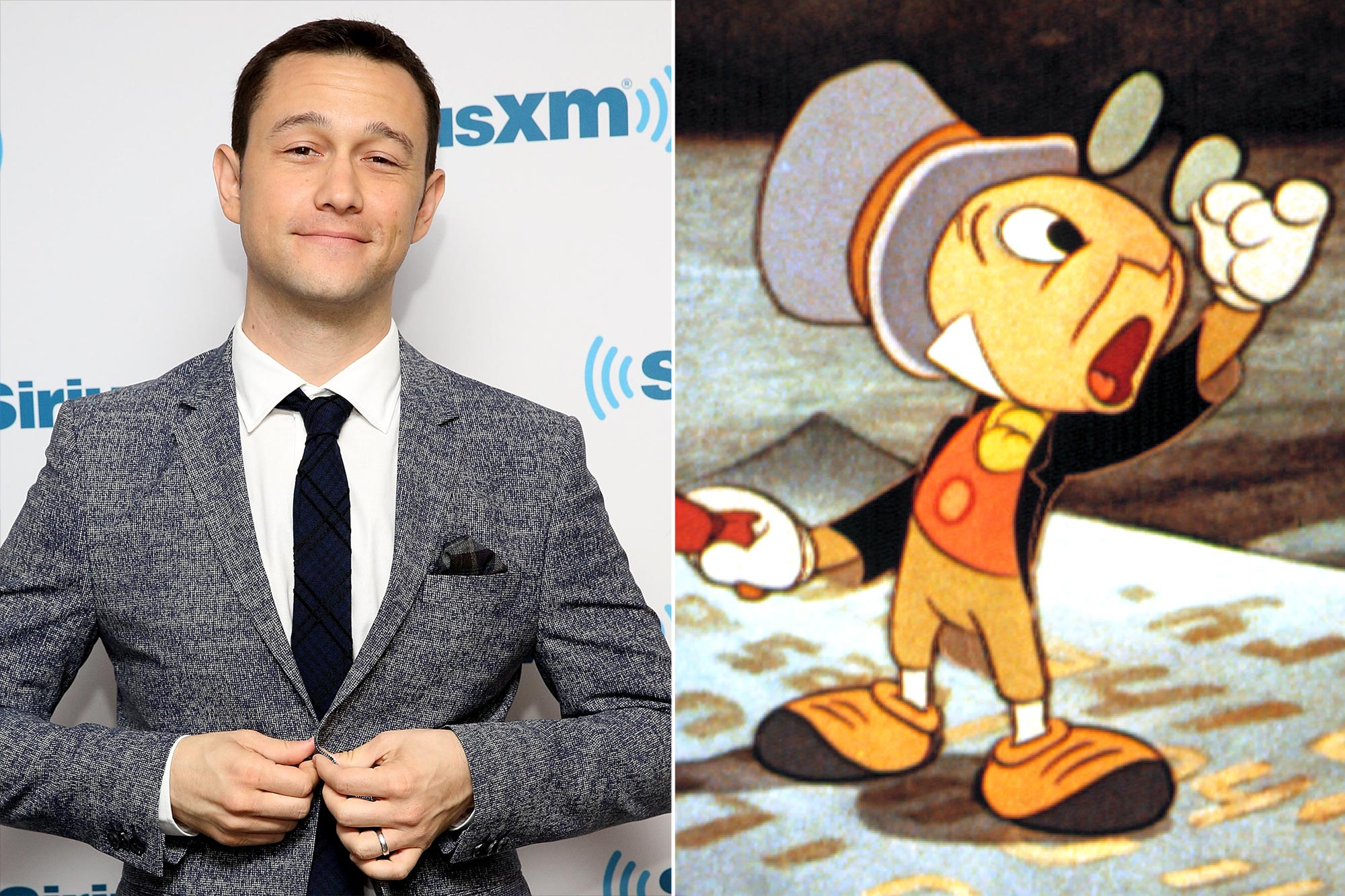 Joseph Gordon-Levitt as Jiminy Cricket