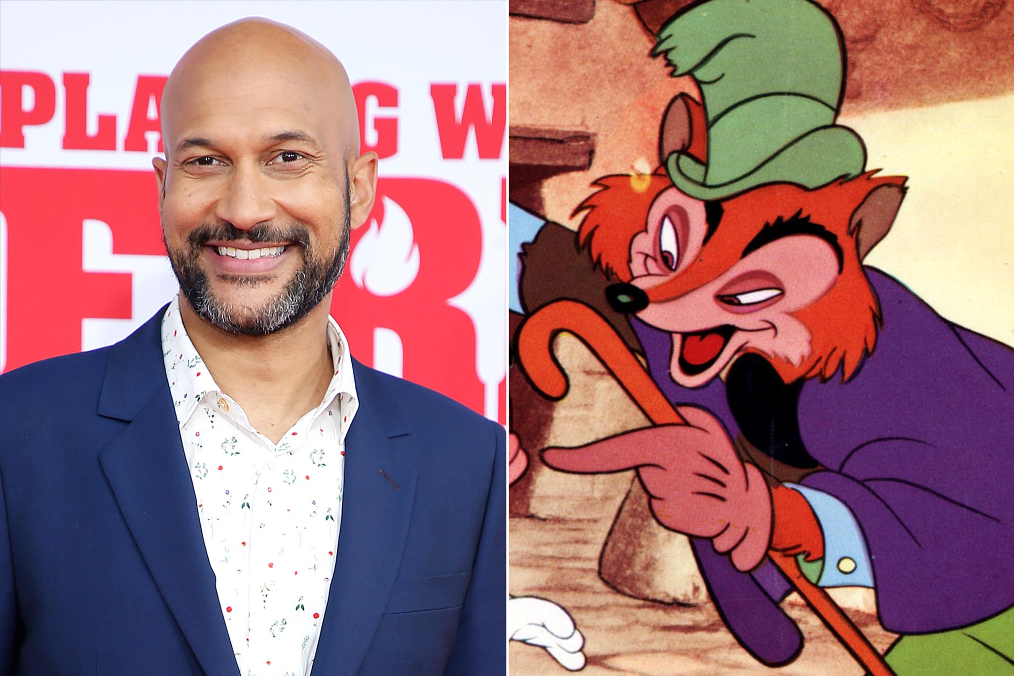 Keegan-Michael Key as Honest John