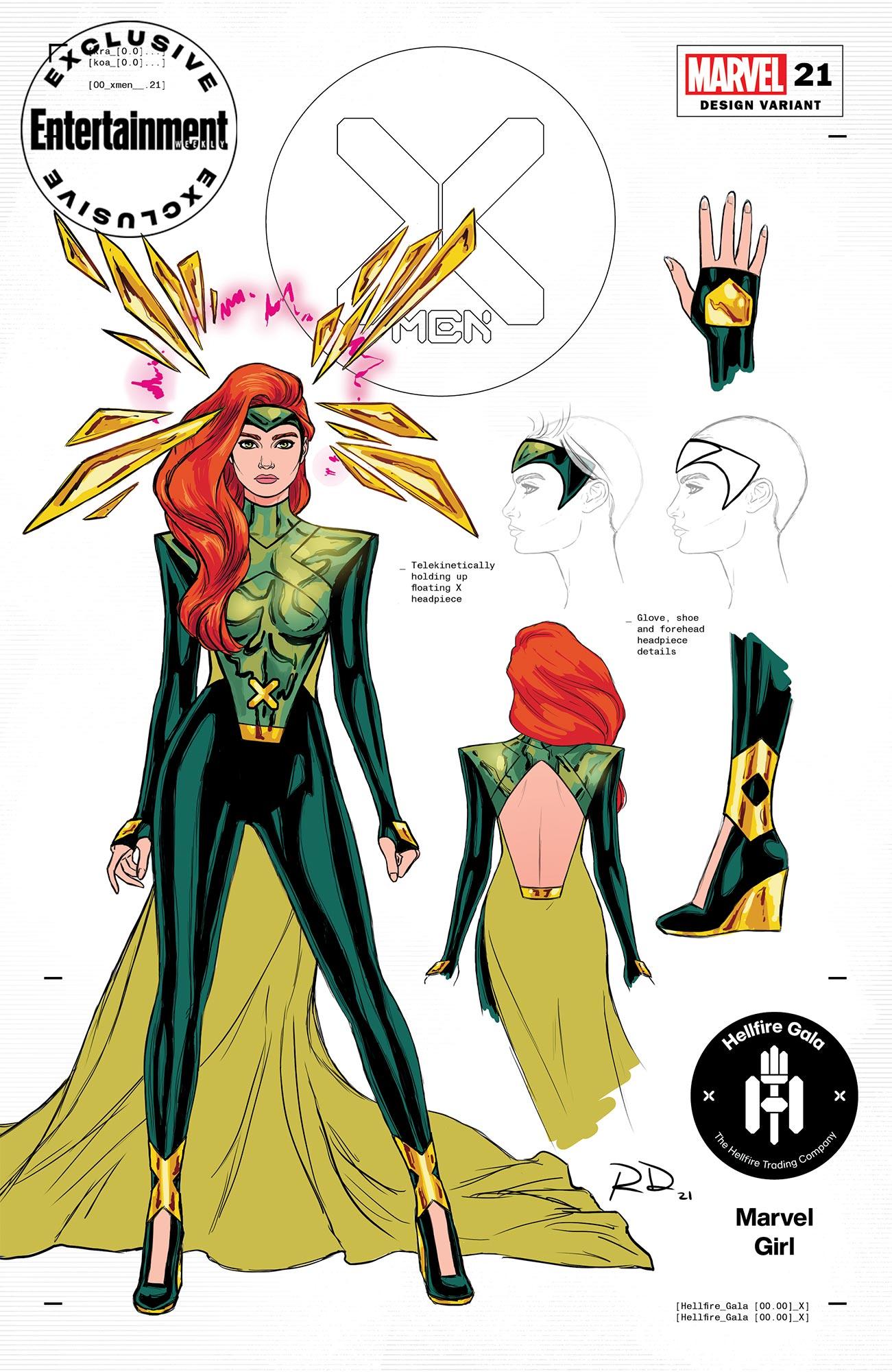 X-Men Hellfire Gala