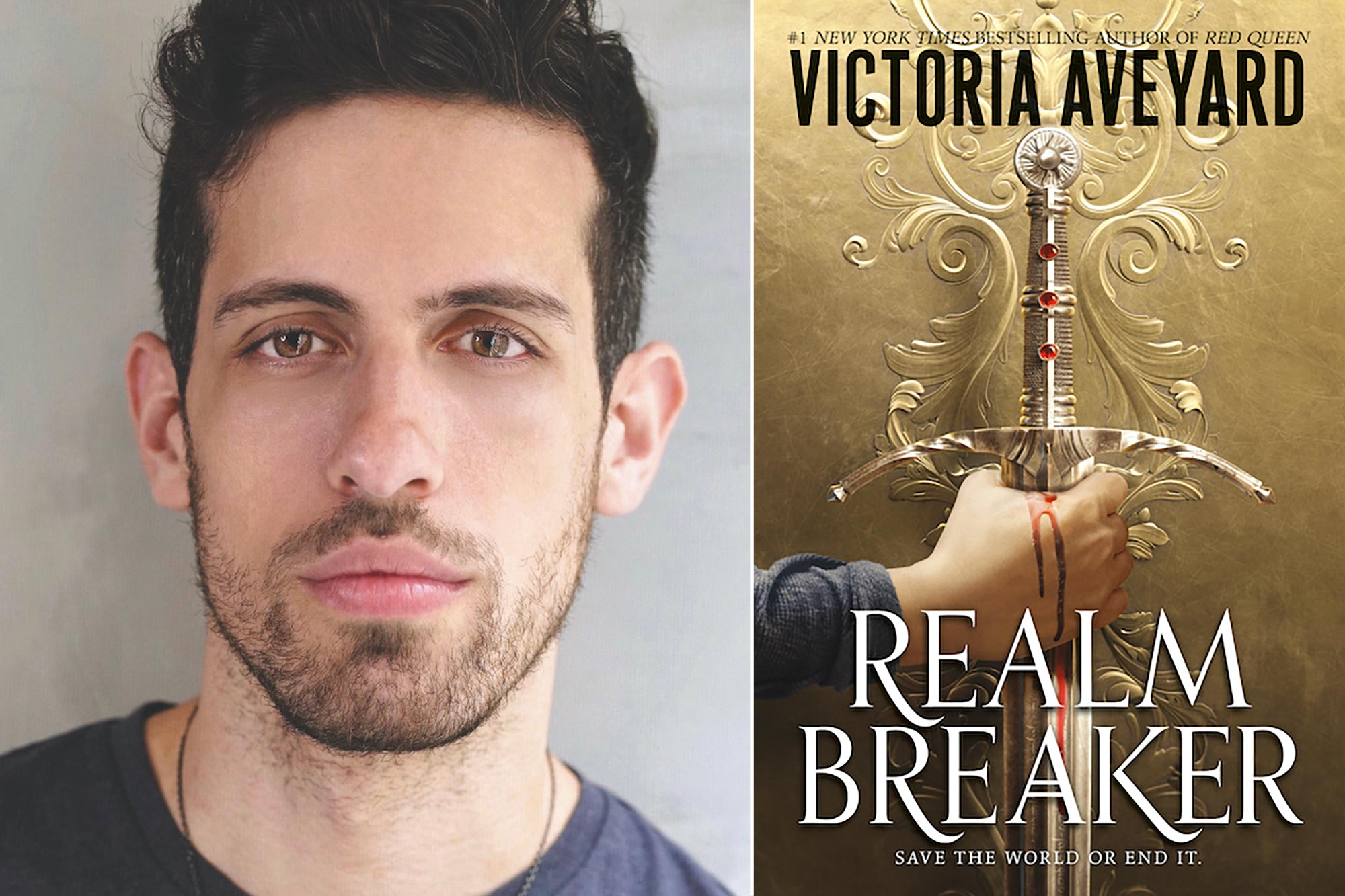 Adam Silvera, Realm Breaker