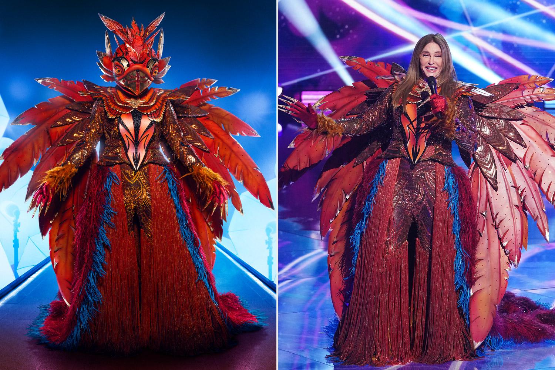 THE MASKED SINGER: Phoenix