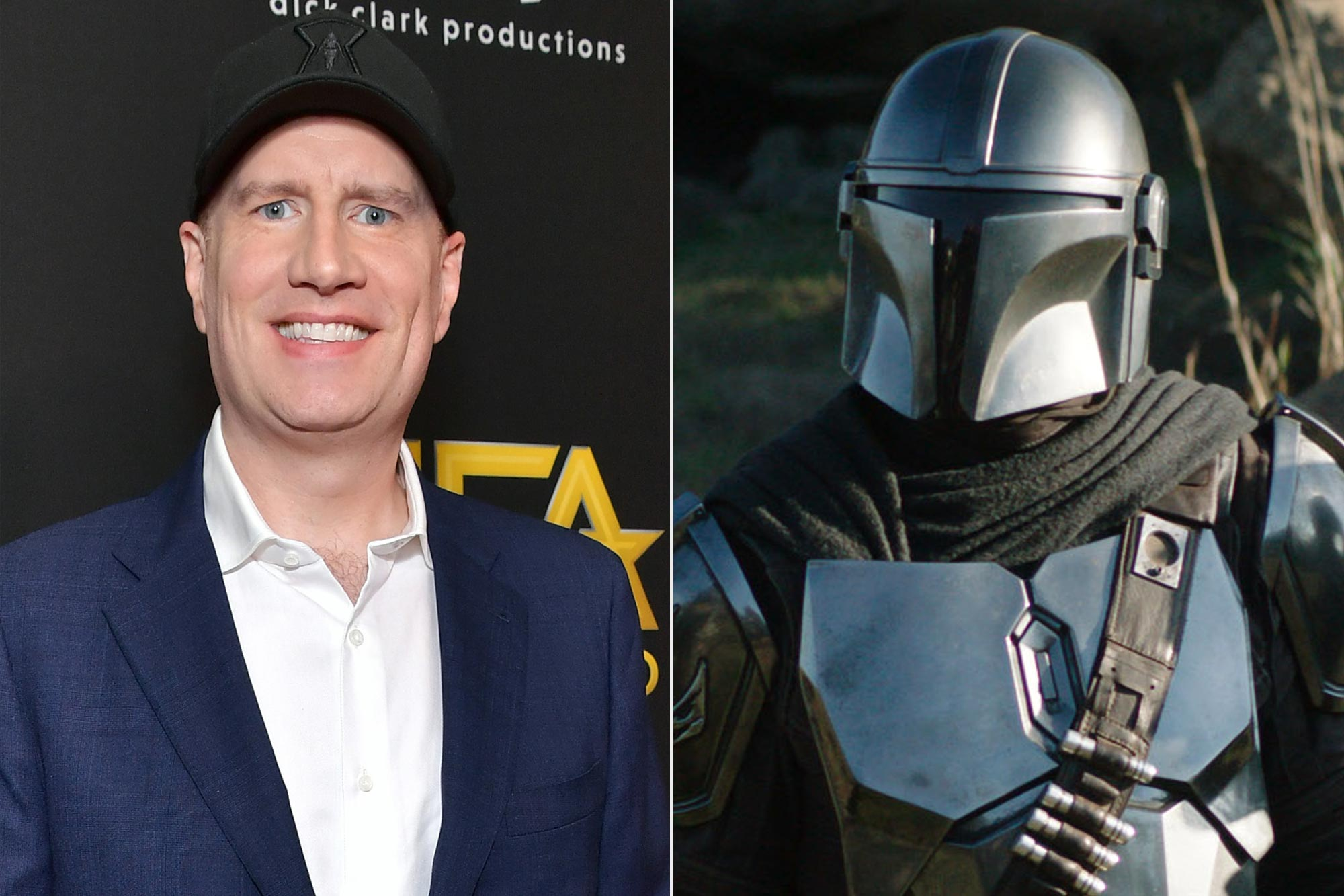 Keven Feige; The Mandalorian
