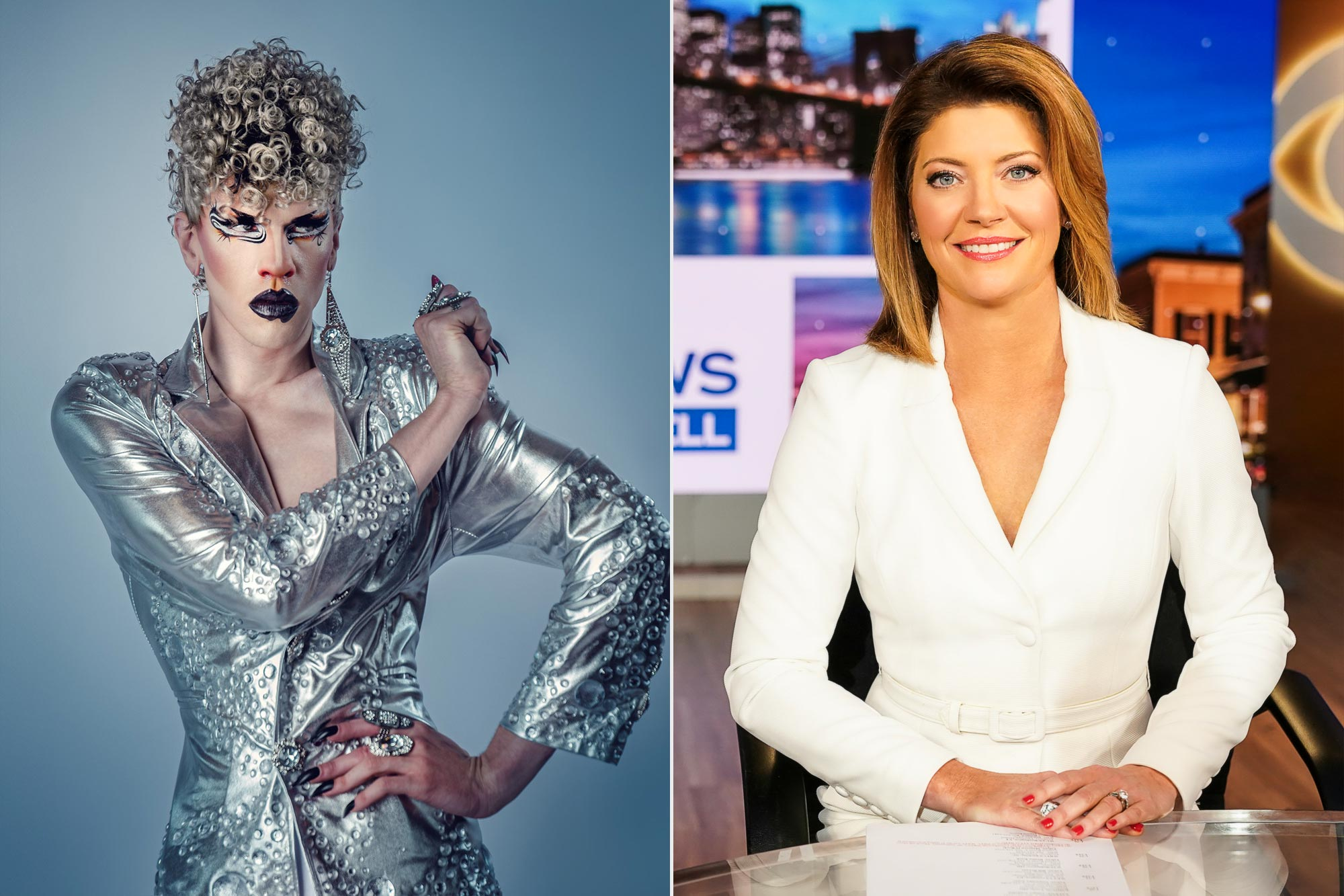 Drag Race as Paramount icons