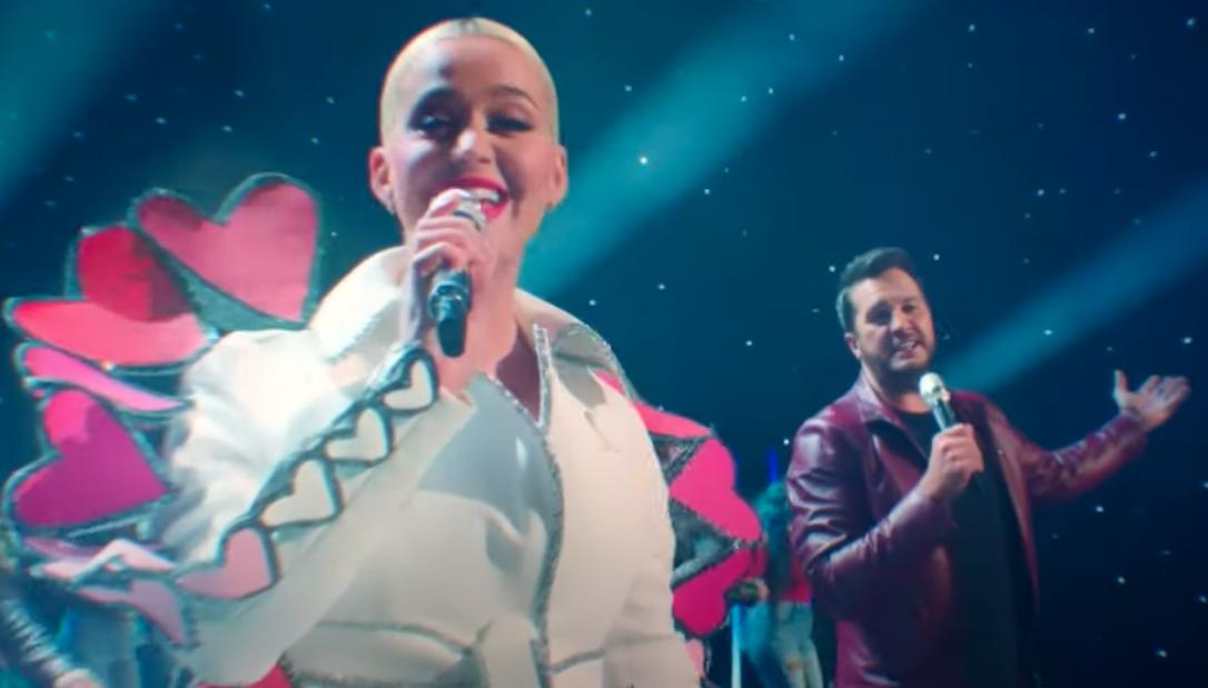 American Idol screen grab