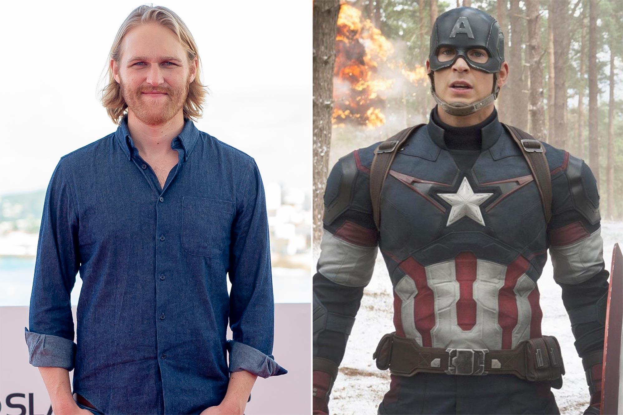 Wyatt Russell, Captain America