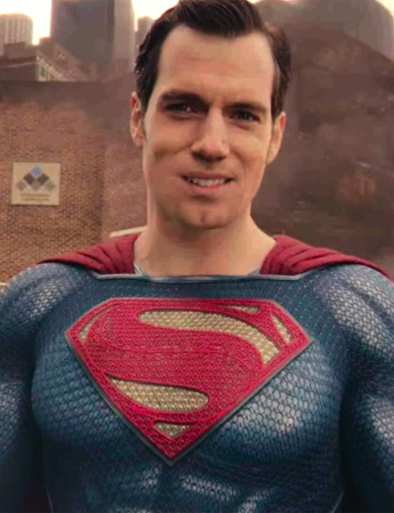 Superman in 2017 Justice League