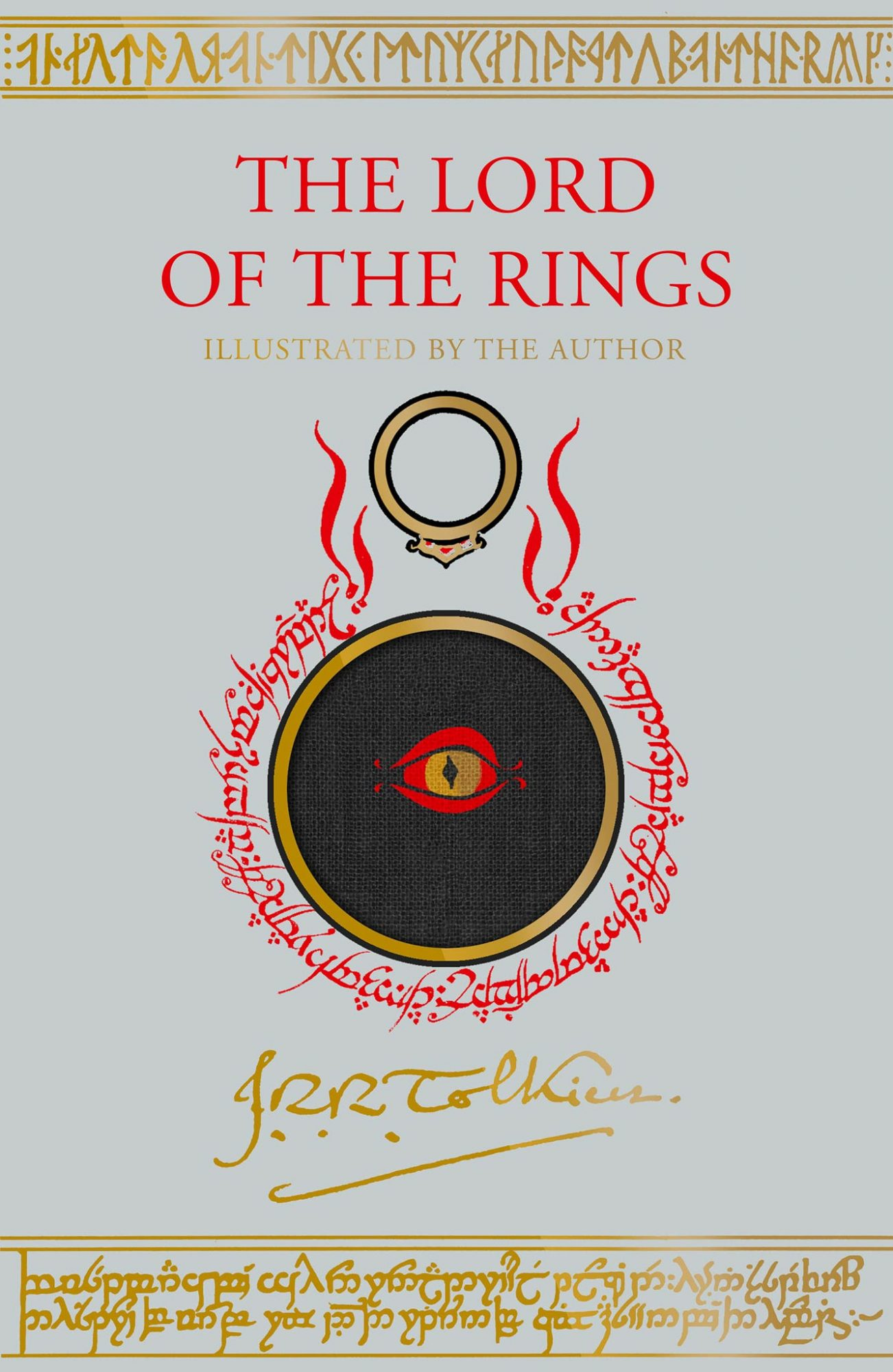 The Lord of the Rings edition including JRR Tokien's own art