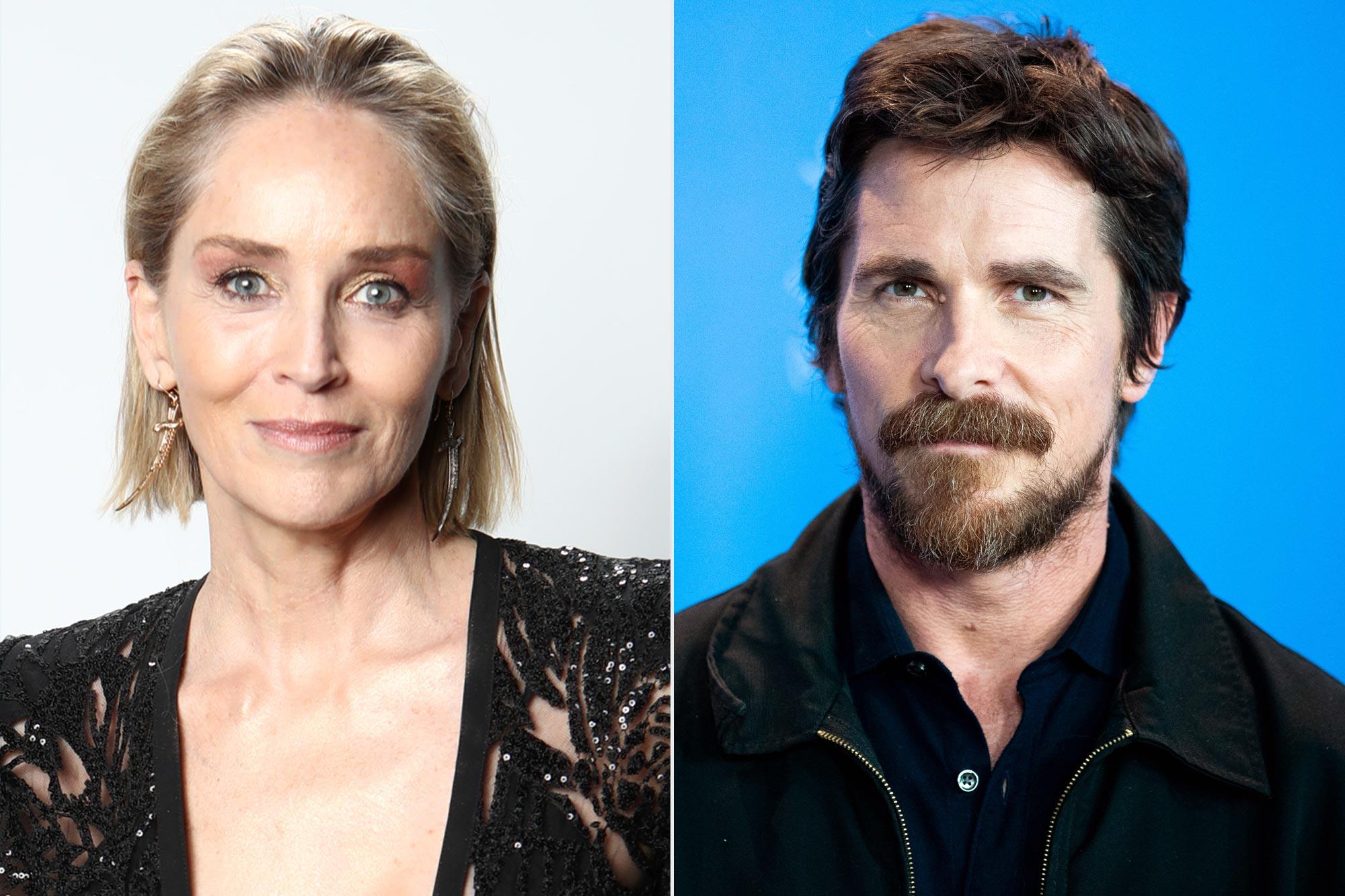 Sharon Stone defends Christian Bale