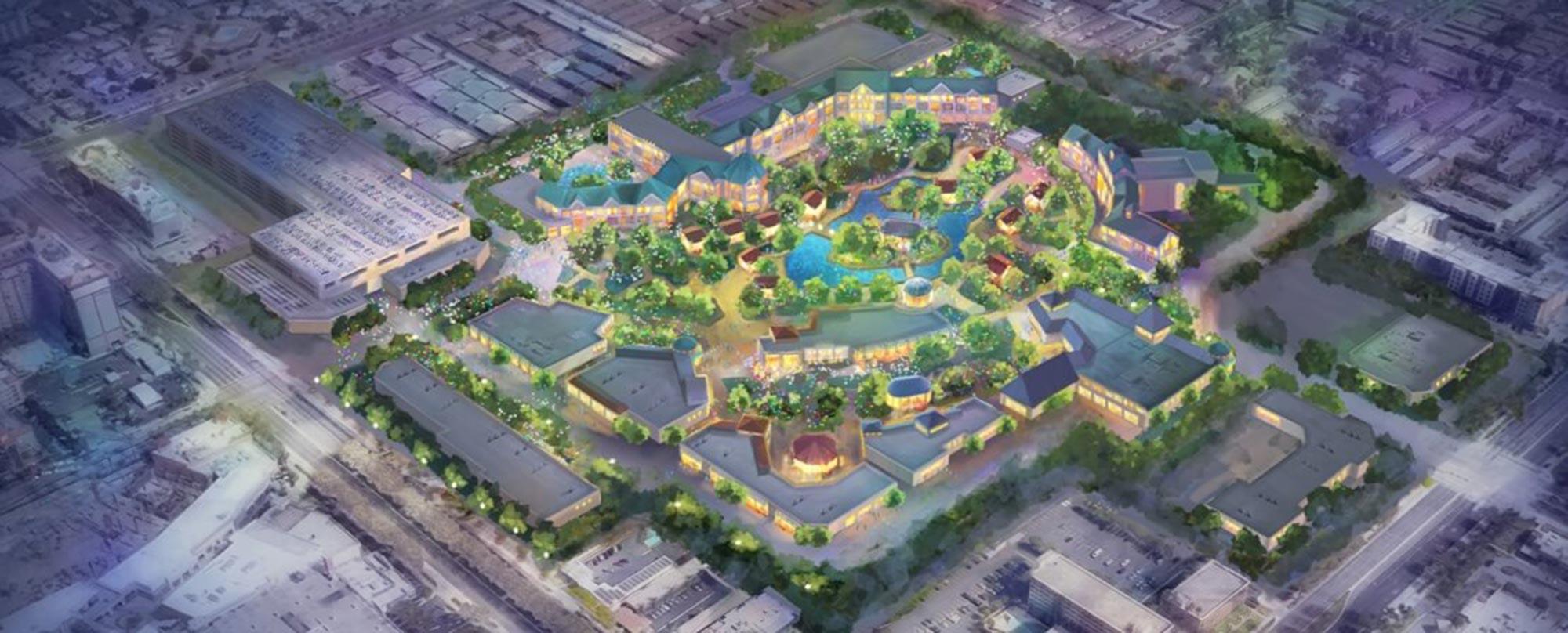 Disneyland Forward