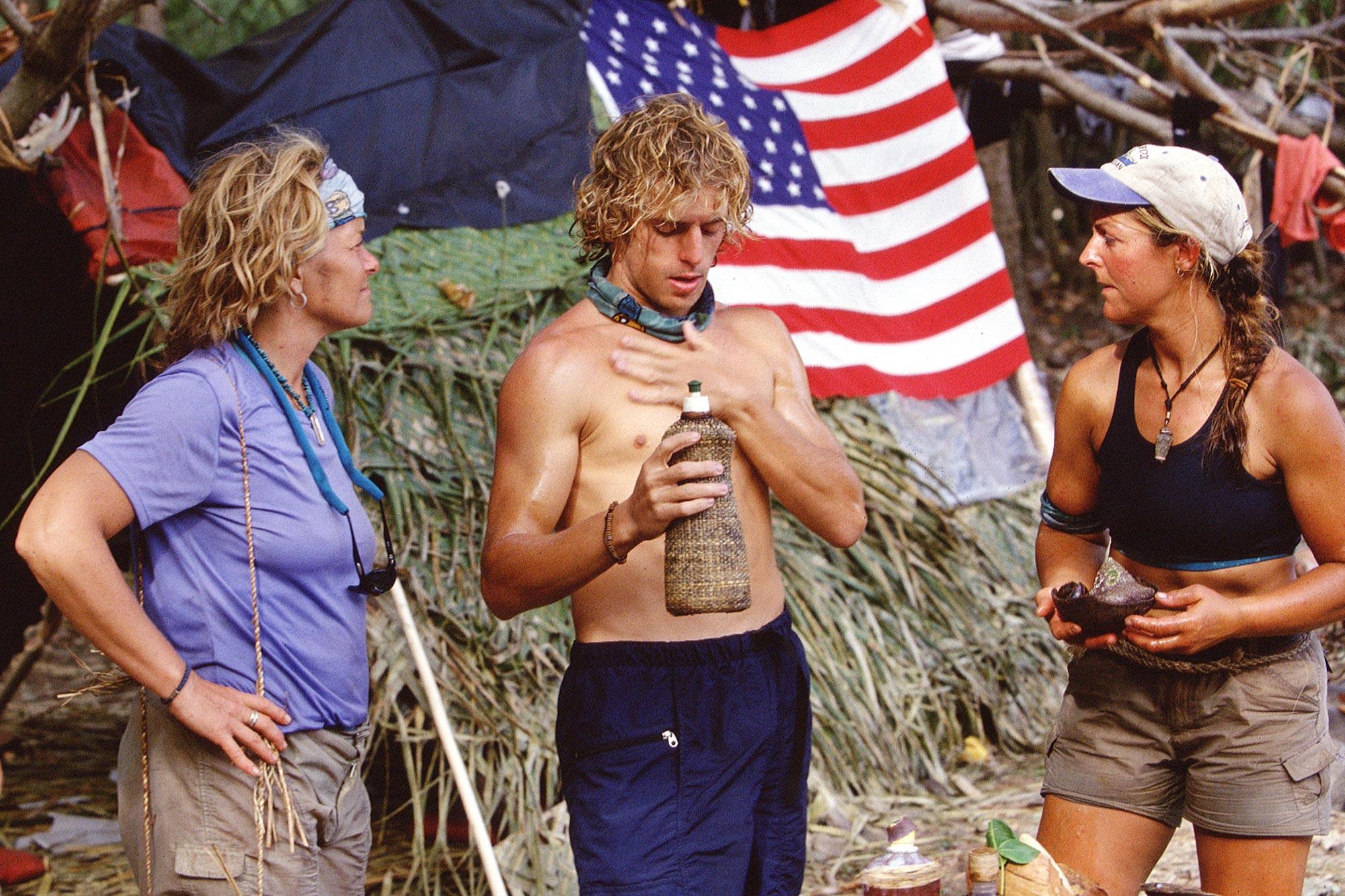 Survivor: Marquesas - Gabriel Cade
