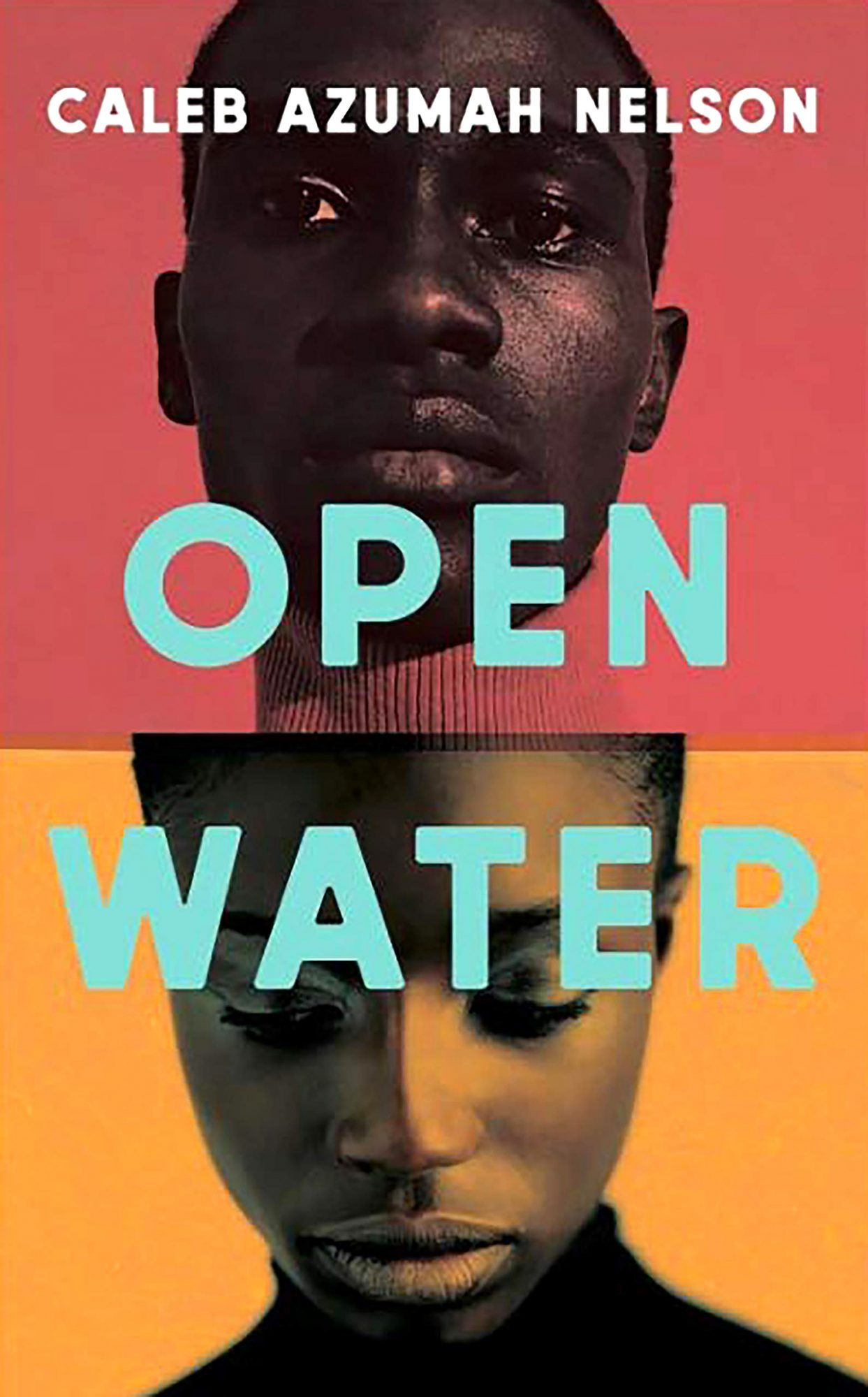 Open Water Paperback by Caleb Azumah