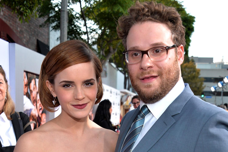 Emma Watson Seth Rogen