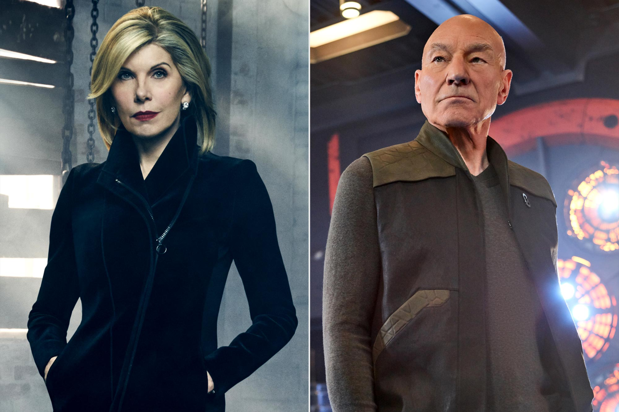 The Good Fight and Star Trek: Picard