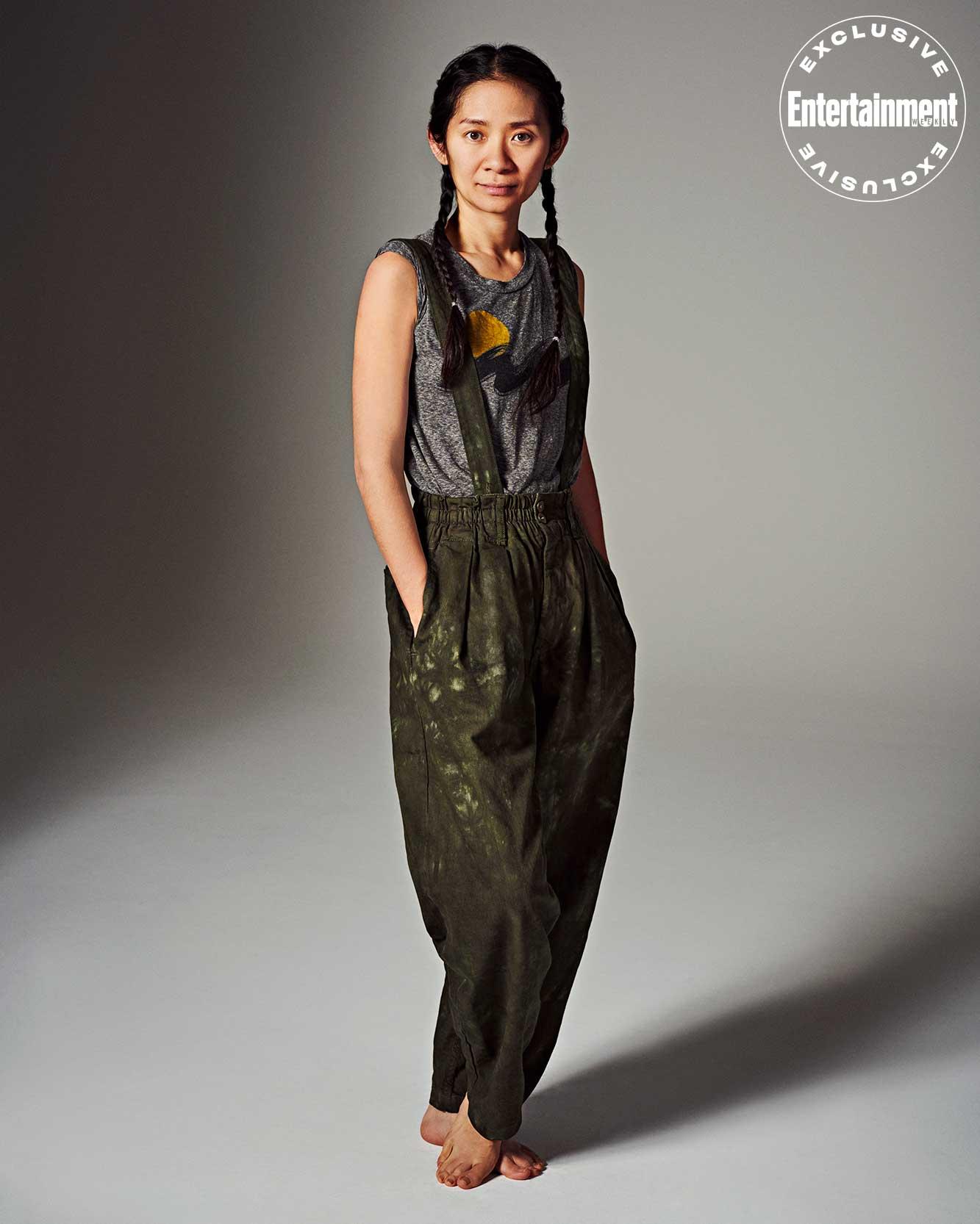 May 2021 Oscar Cover- Chloé Zhao