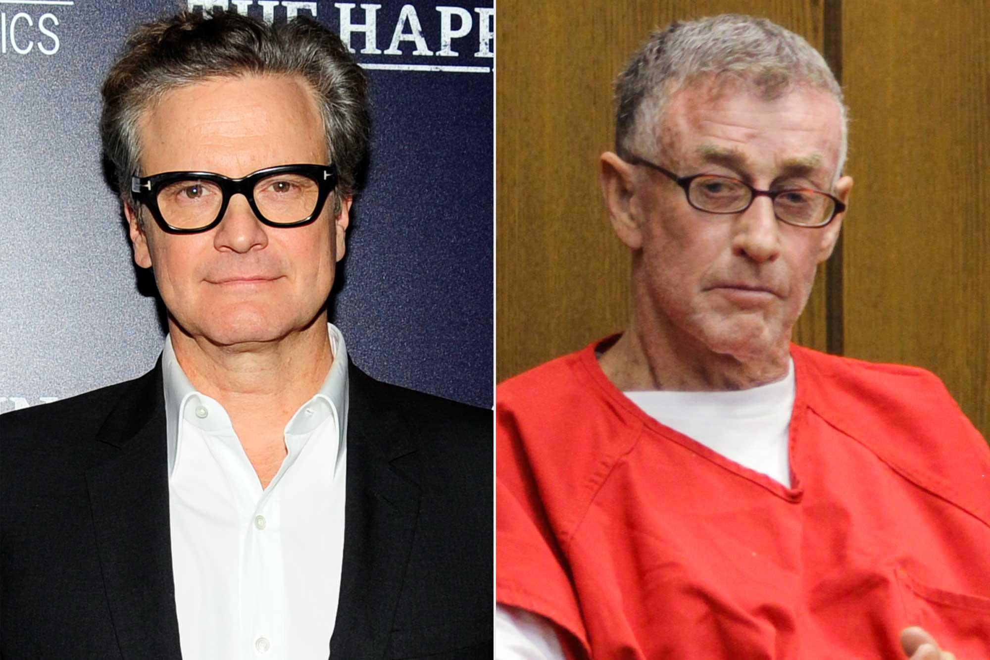 Colin Firth; Michael Peterson