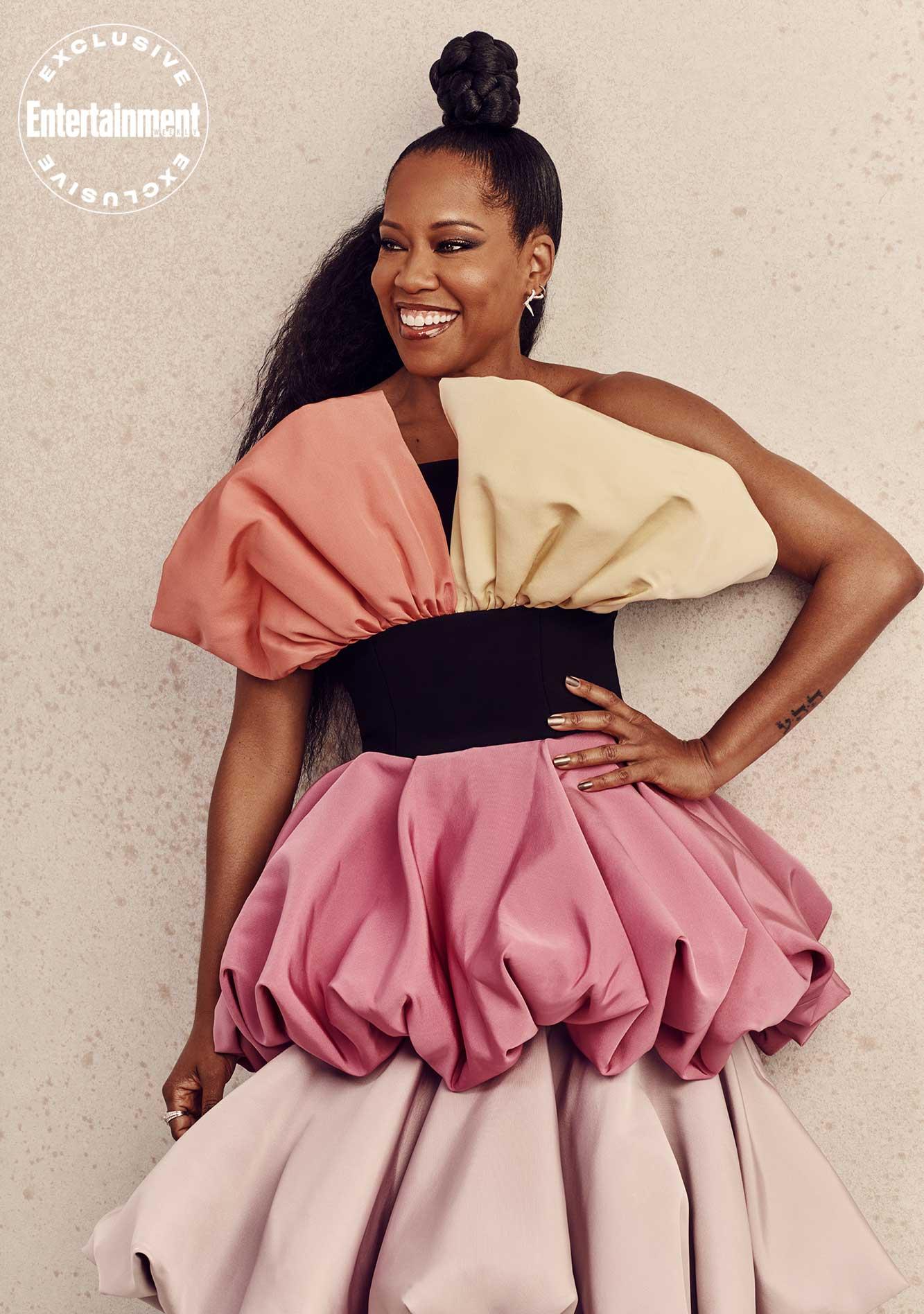 May 2021 Oscar Cover - Regina King