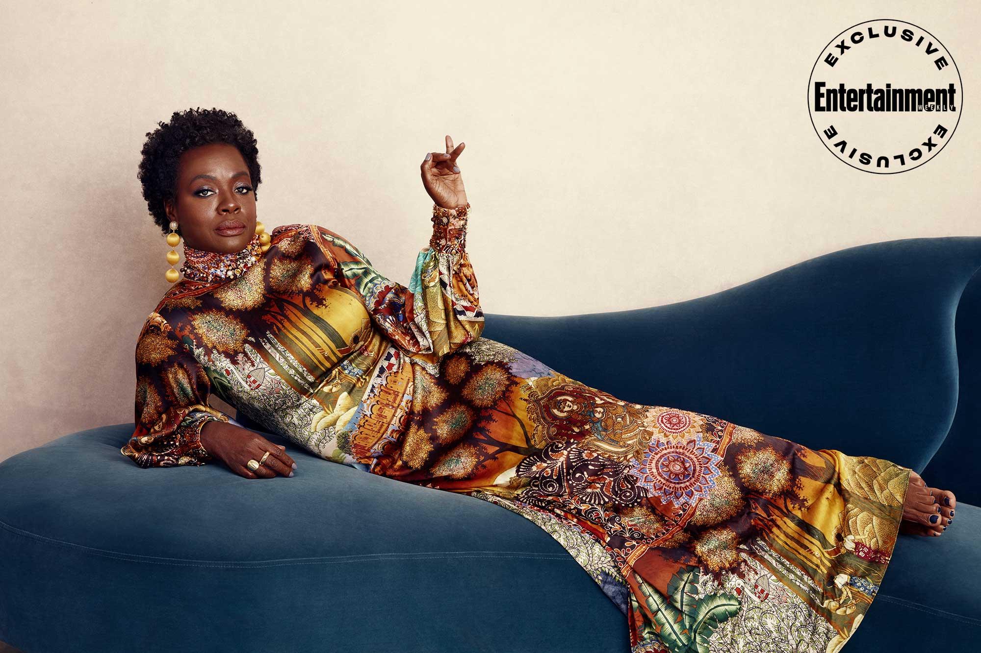 May 2021 Oscar Cover- Viola Davis