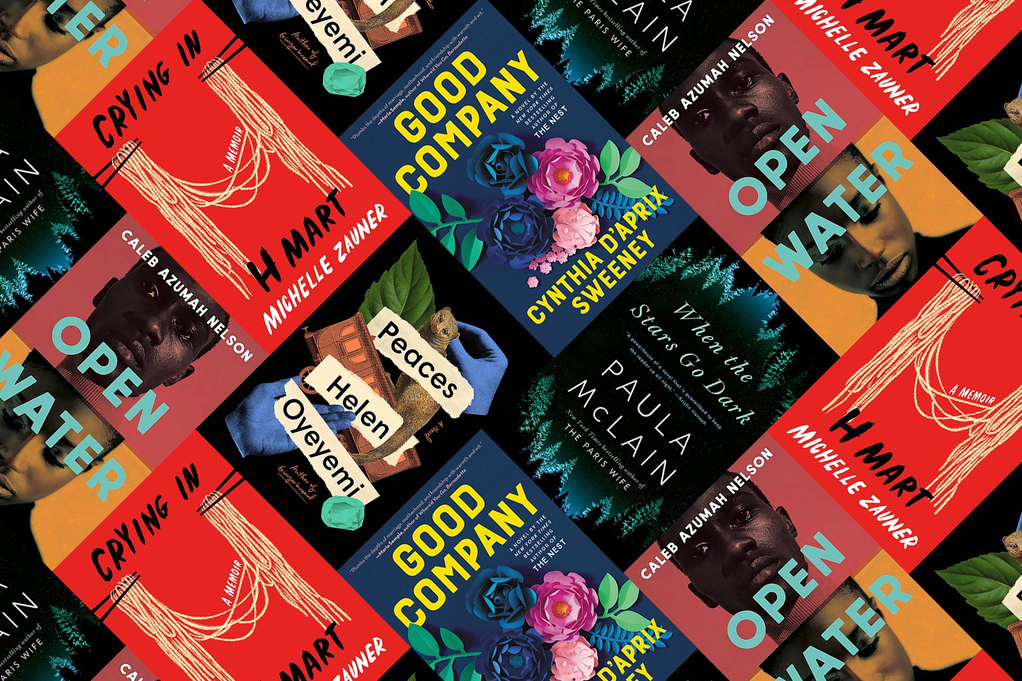 April Books to read