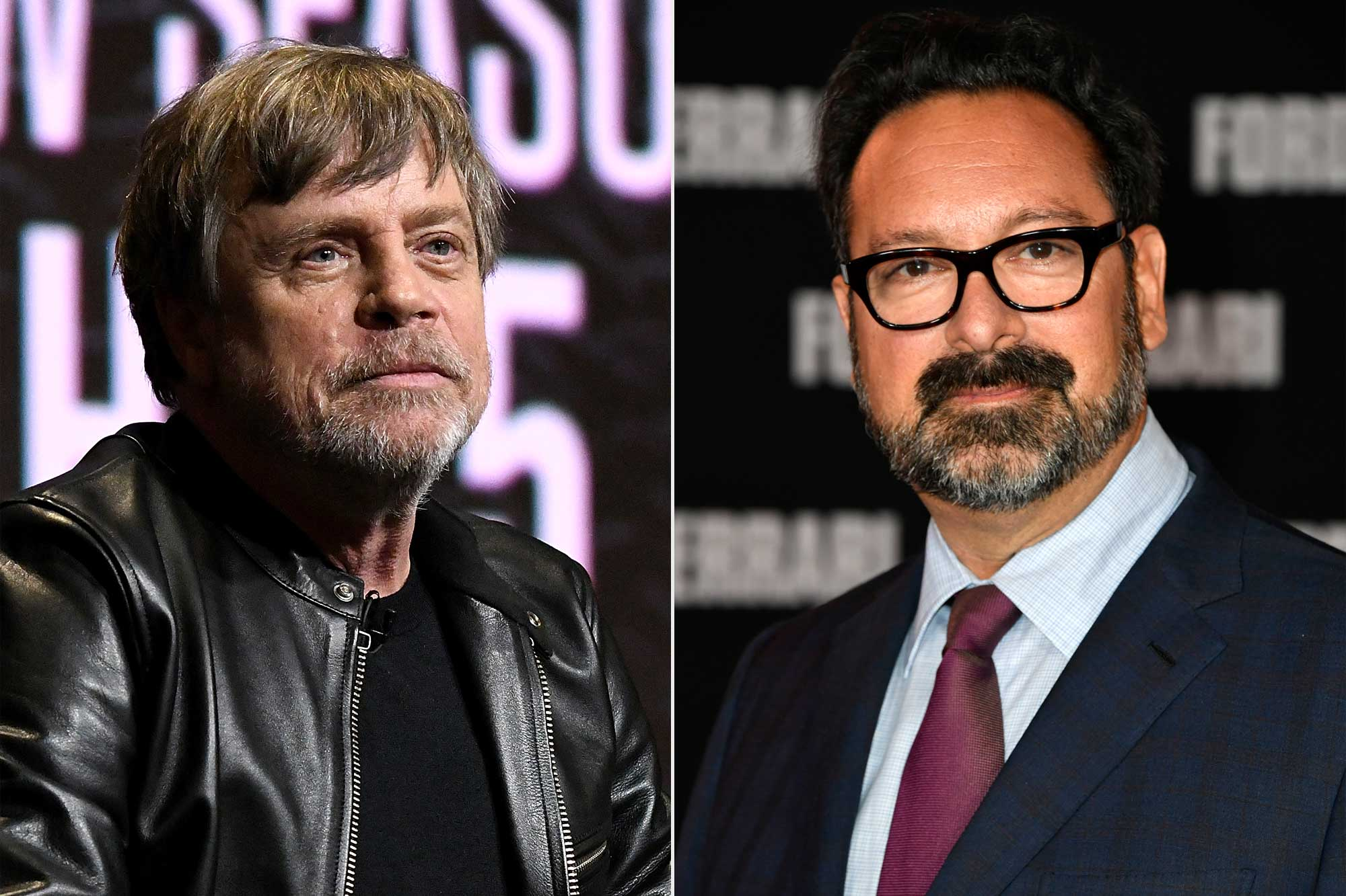 Mark Hamill, James Mangold