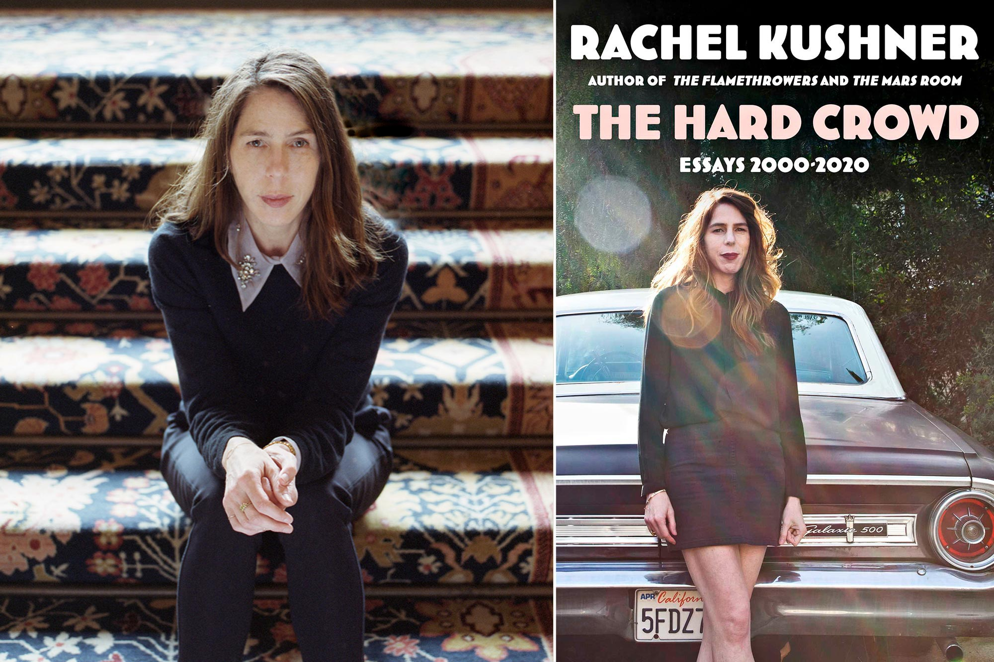 Rachel Kushner, THE HARD CROWD