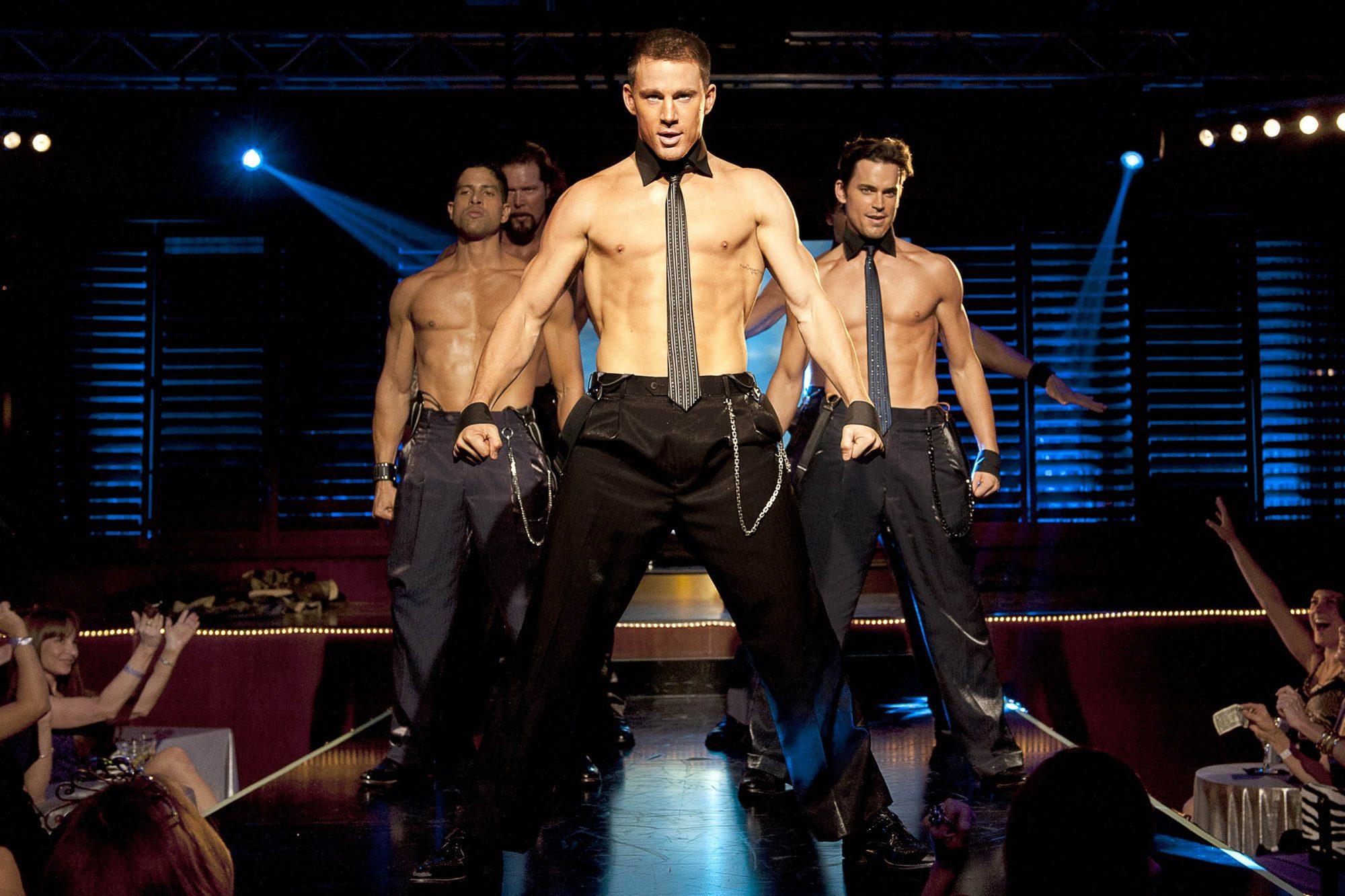 Adam Rodriguez, Channing Tatum, Matthew Bomer Magic Mike