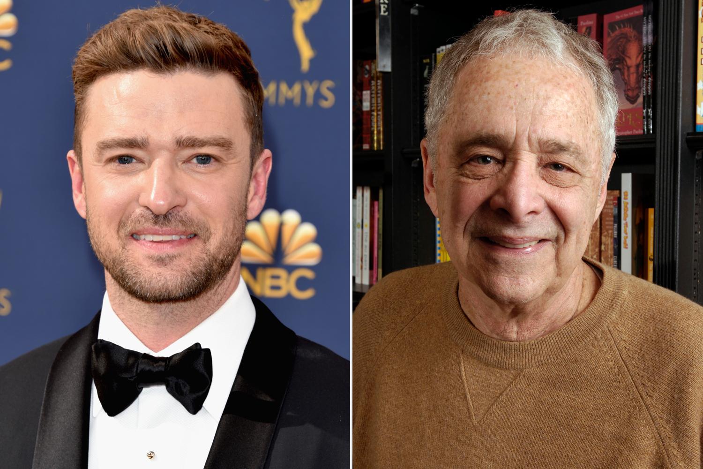 Justin Timberlake, Chuck Barris